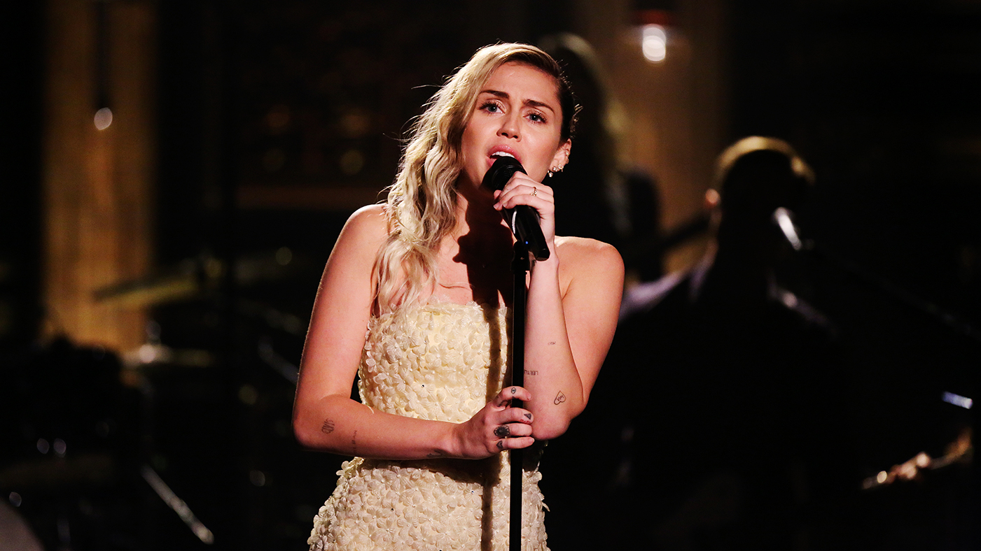 Miley Cyrus Her Best Covers Cover Song Performances Rolling Stone