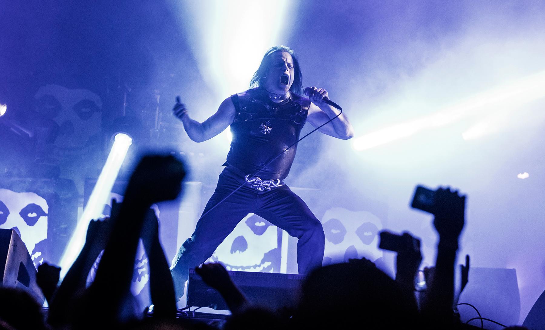 2cdb0597 Misfits' Reunion With Glenn Danzig Stuns at Riot Fest – Rolling Stone