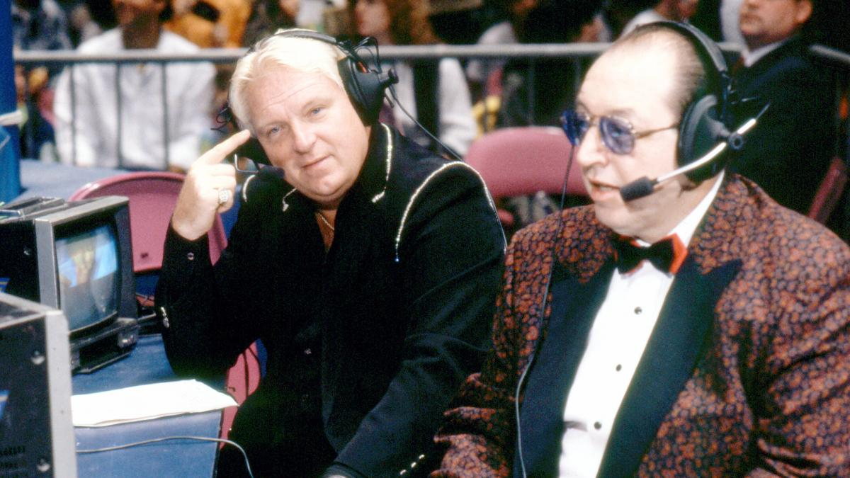 Bobby Heenan and Gorilla Monsoon: Their Five Best Bits - Rolling Stone