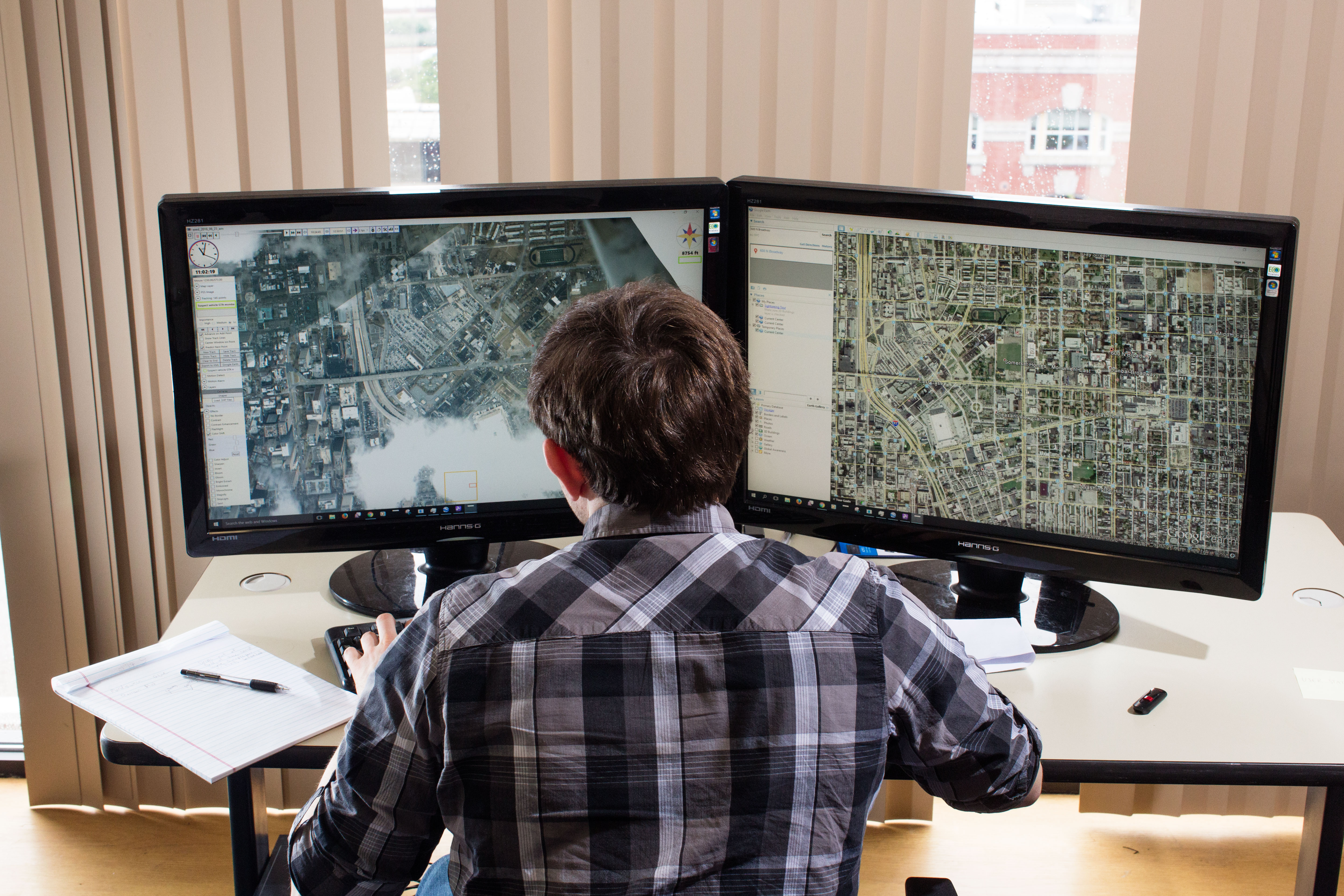 Eyes Over Baltimore: How Police Use Military Technology to Secretly Track You