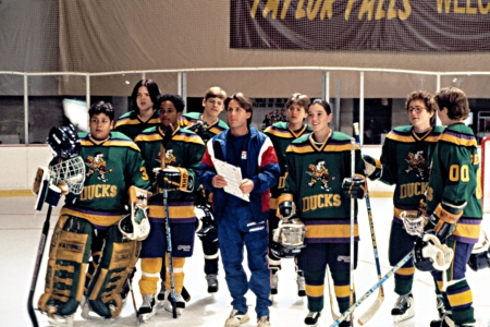 The Mighty Ducks' Television Series in Development - Rolling