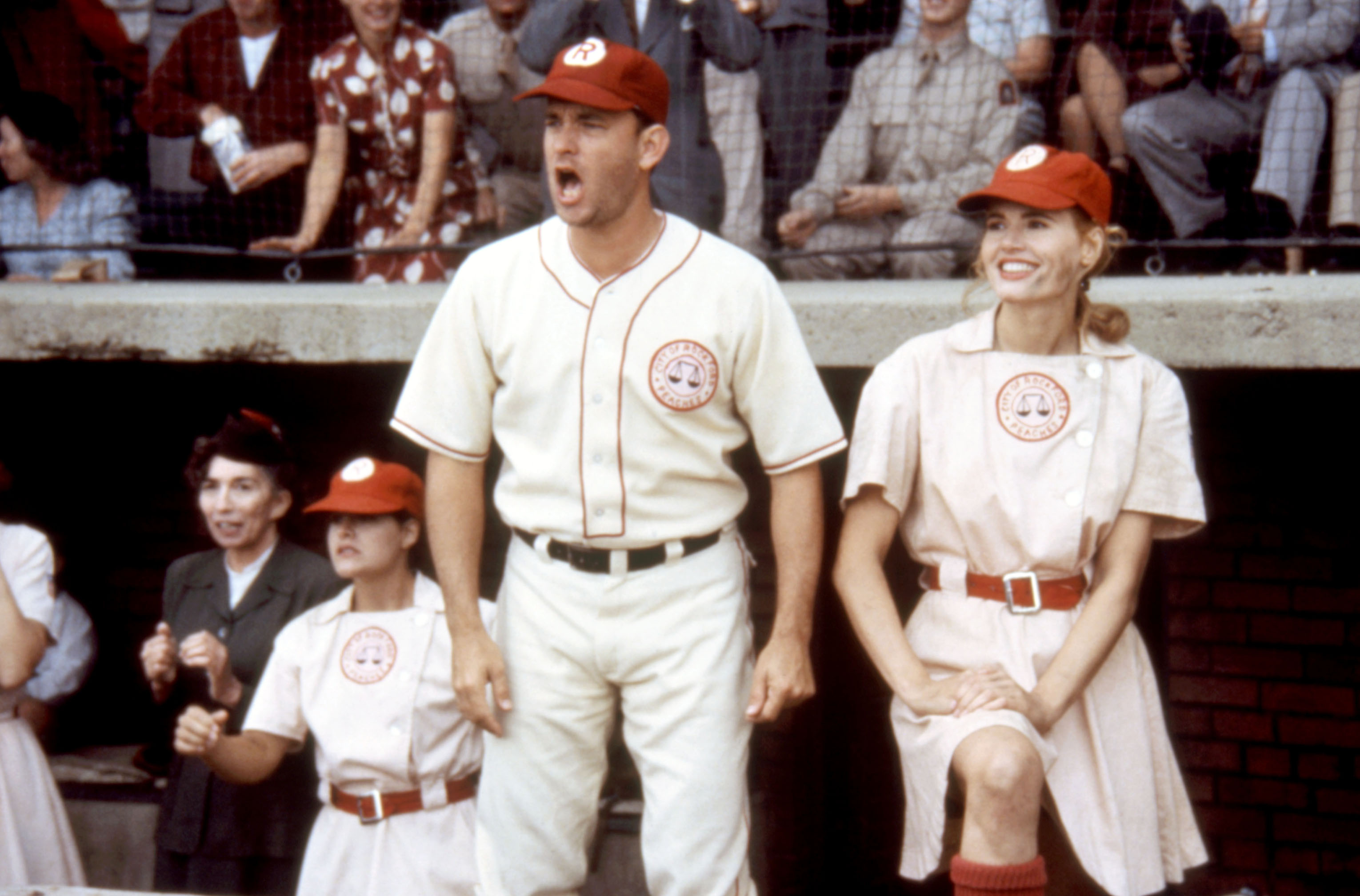 cf7baccb An 'A League of Their Own' series is in the works at Amazon, with 'Broad  City' star Abbi Jacobson on board to co-write the television reboot.