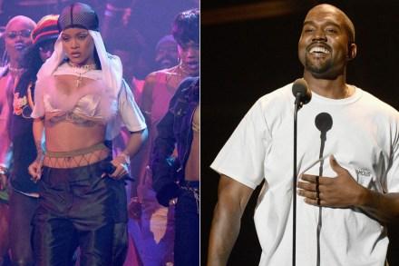 Beyonce, Rihanna, Kanye Own 2016 MTV Video Music Awards