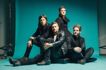 Needtobreathe Talk Christian Stigma, Experimental New LP