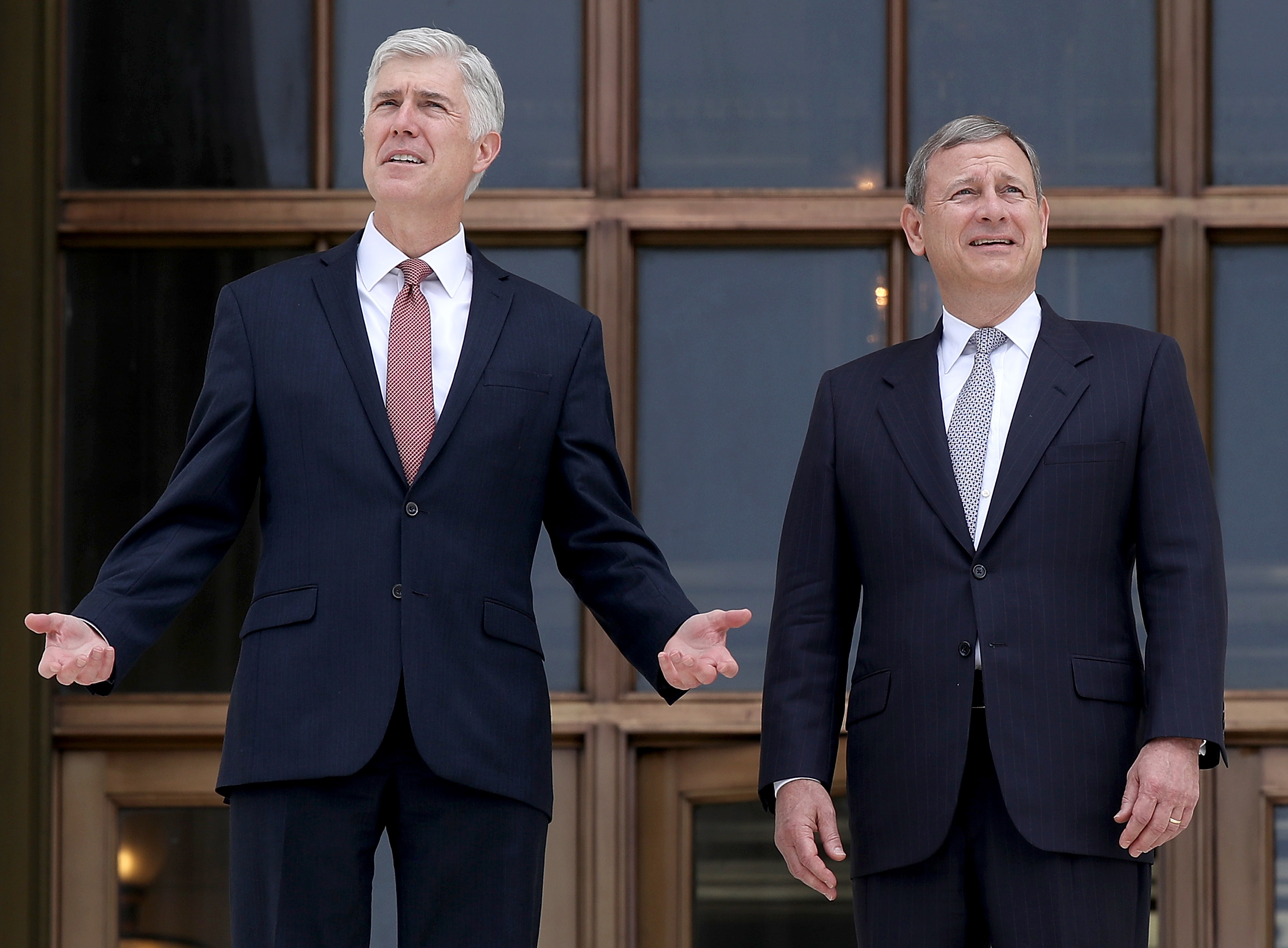 A Conservative Supreme Court Could >> The New More Conservative Supreme Court Is Wreaking Havoc Rolling