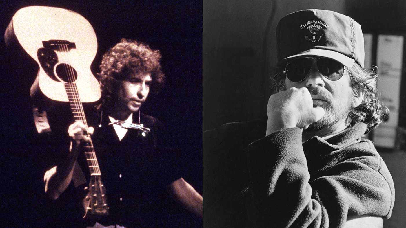 Bob Dylan Steven Spielberg Docs To Premiere At Nyff Rolling Stone