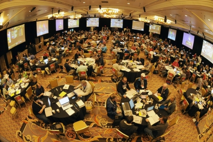 Inside Horse Racing's 'Hunger Games' in Las Vegas – Rolling