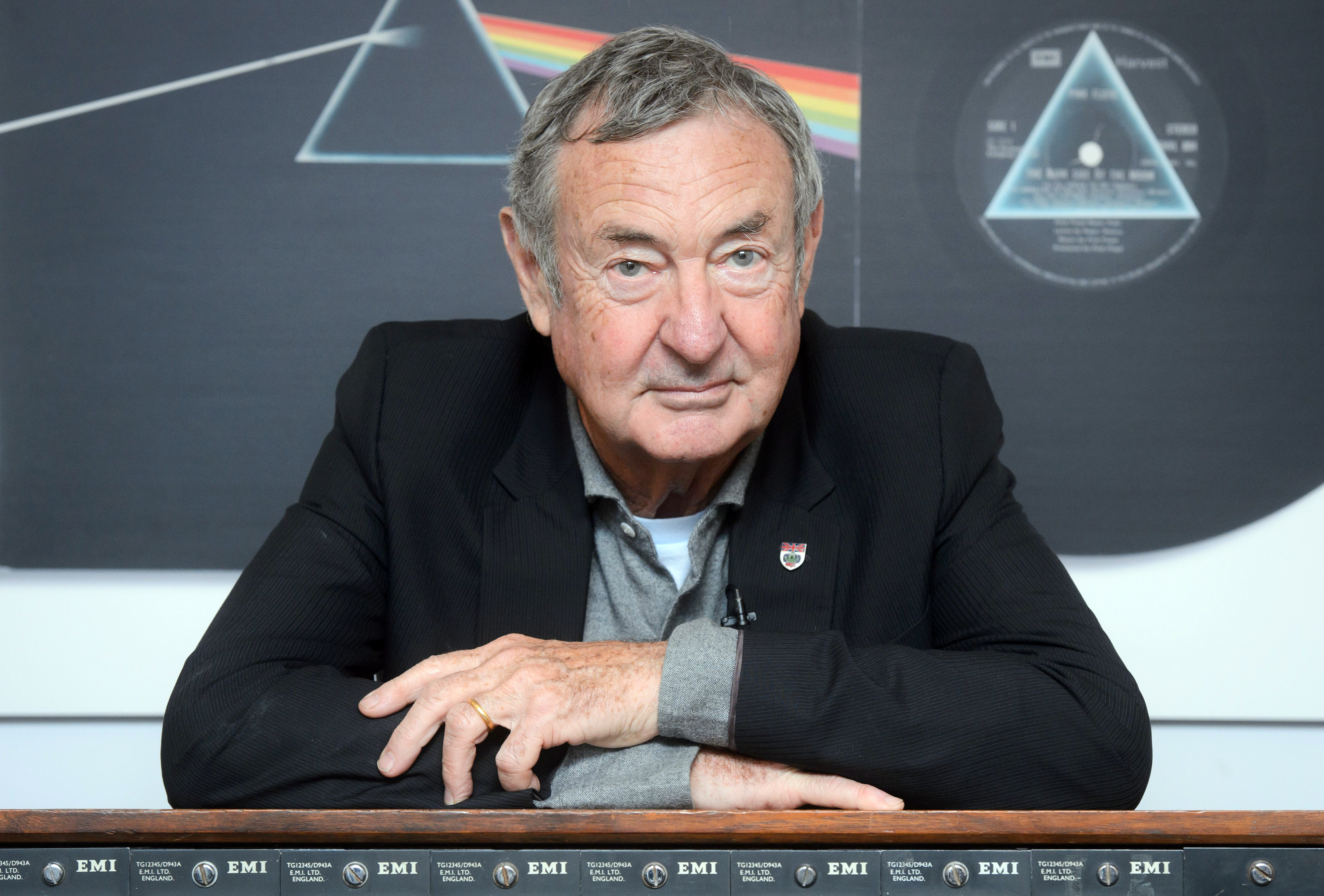 Pink Floyd's Nick Mason Talks New Solo Box Set, Reviving Band's Early Work Onstage