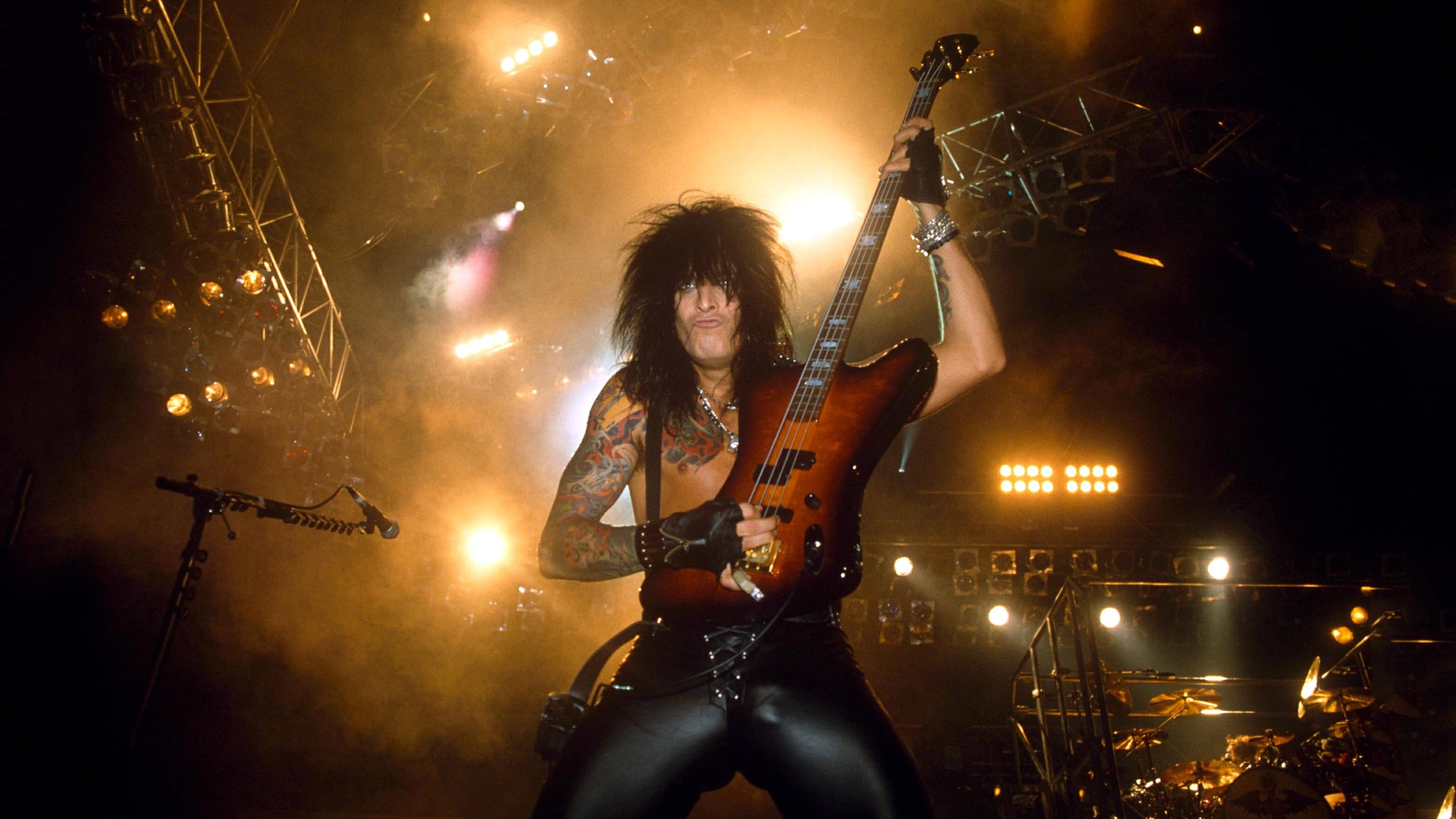 Nikki Sixx on 'Girls Girls Girls'