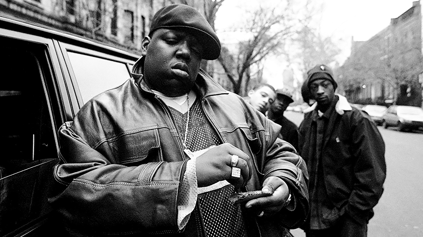 Image result for images of  Notorious B.I.G.