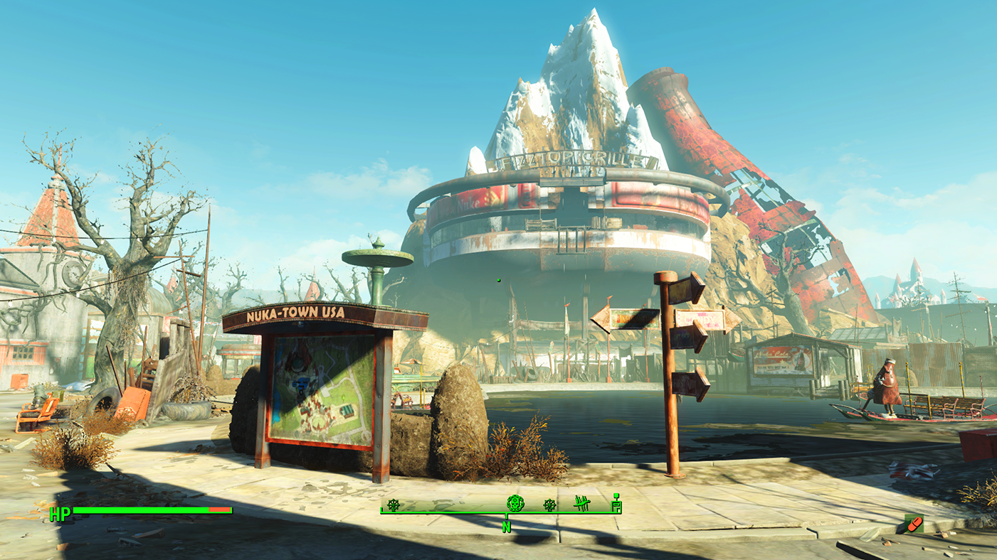 Fallout 4': 'Nuka World' Proves Nothing Matters Anyway