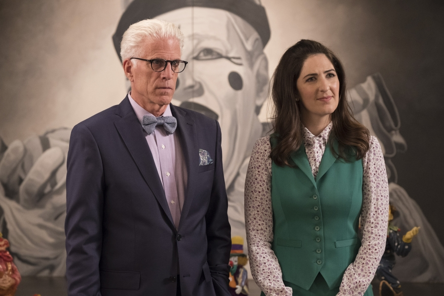 How 'The Good Place' Turned Into TV's Smartest, Funniest Sitcom