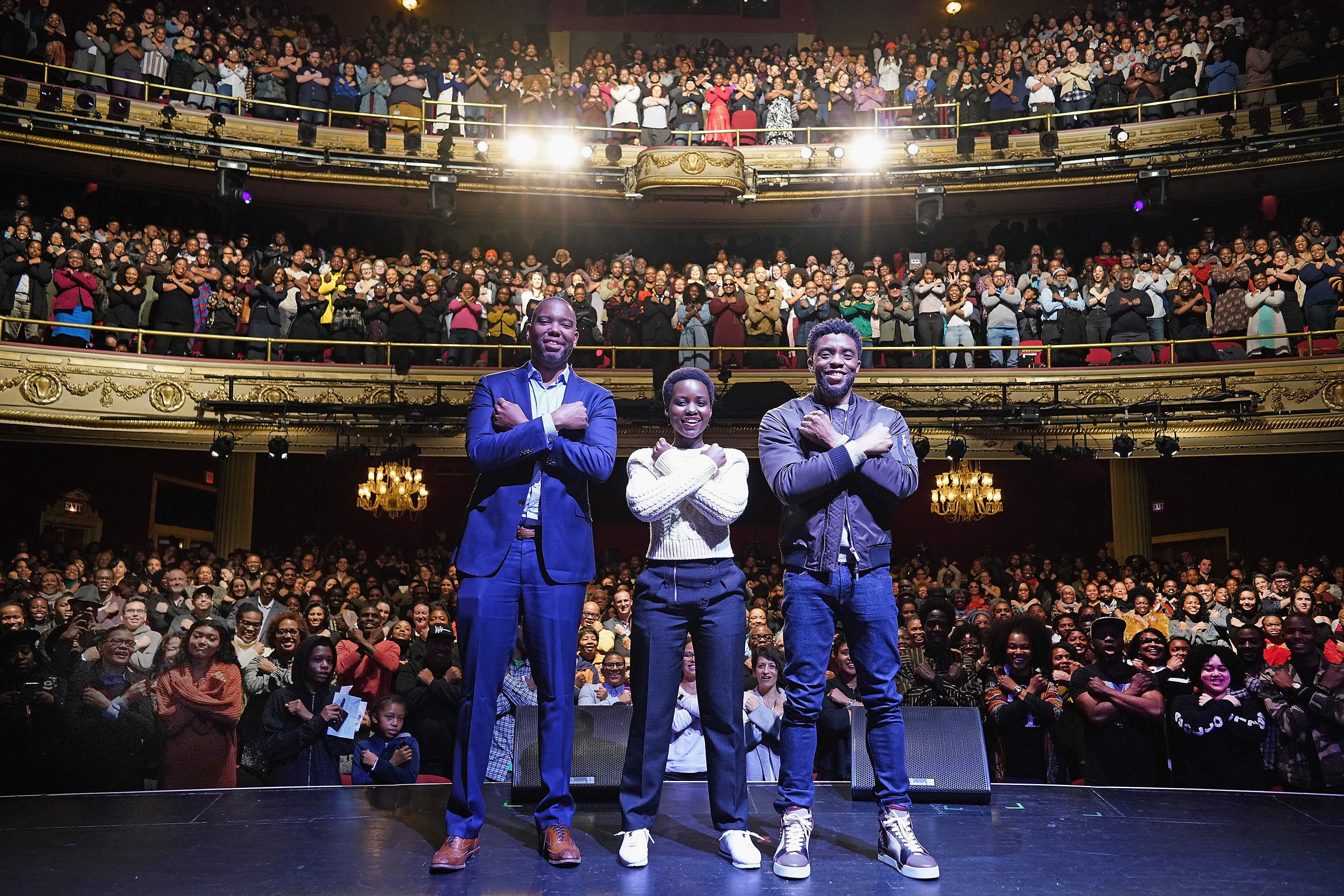 10 Things We Learned at Ta-Nehisi Coates' 'Black Panther' Cast Talk