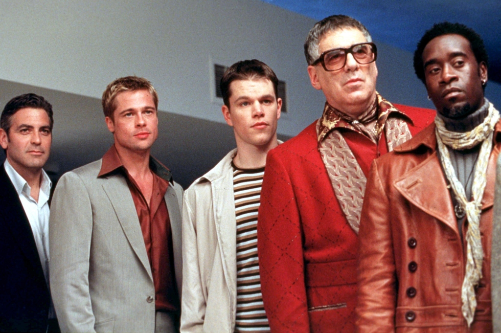 5 Things You Didn't Know About the 'Ocean's Eleven' Movies – Rolling