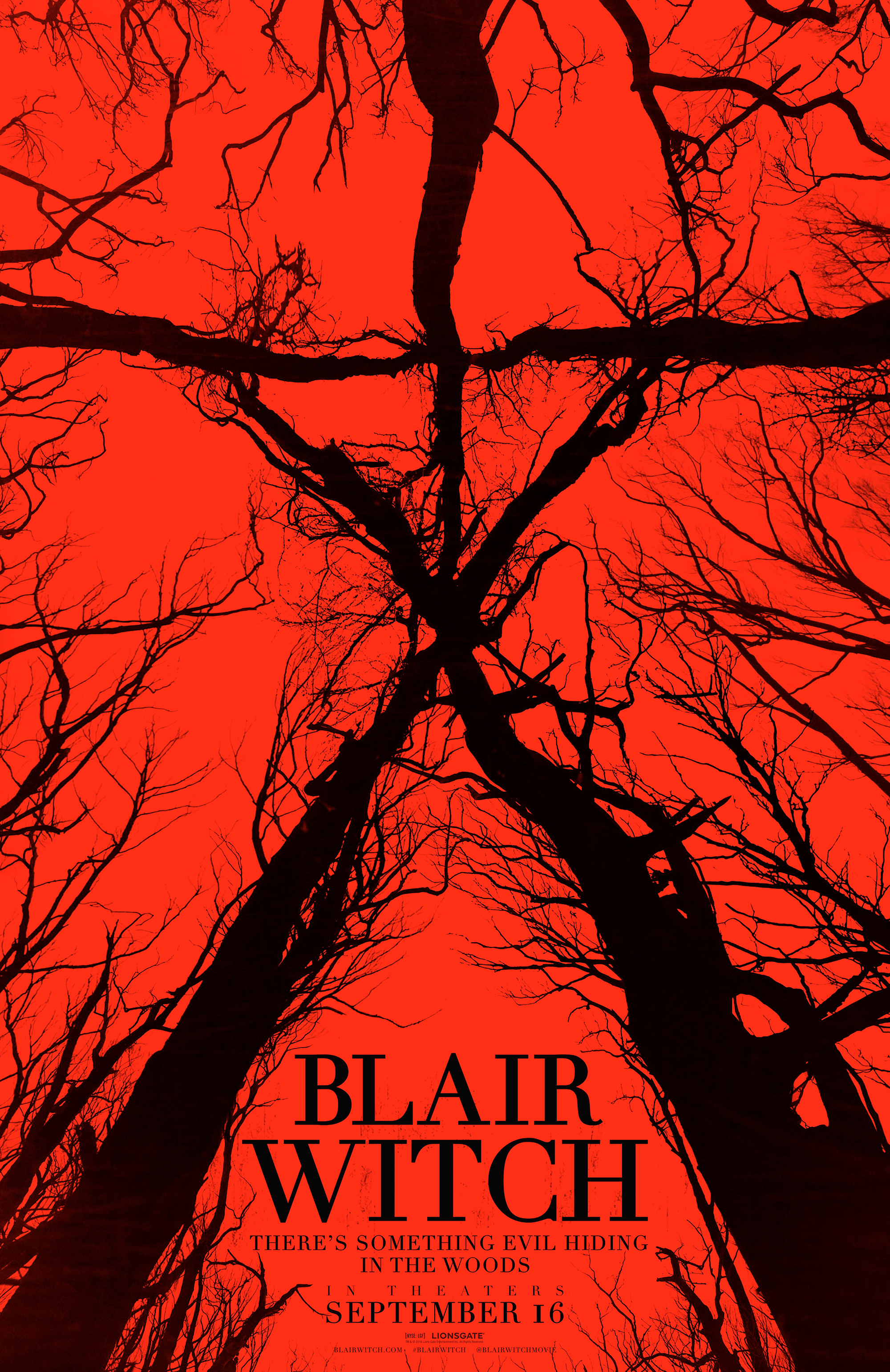 Watch Creepy First Trailer for Surprise 'Blair Witch' Sequel