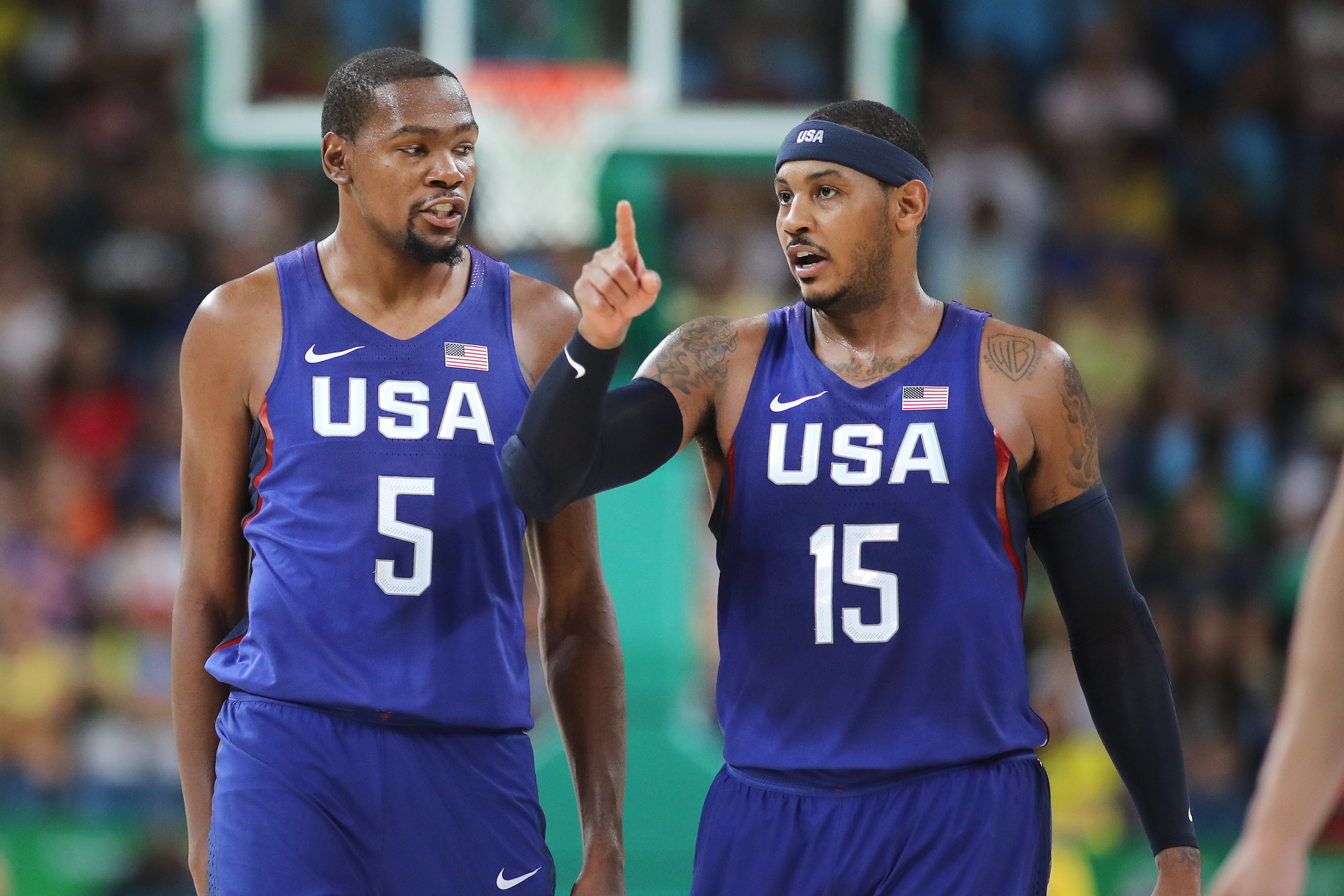 online store f66de e17eb Rio Olympics: What Team USA Teaches Us About Basketball ...
