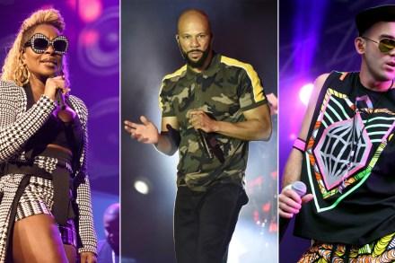 Oscars 2018: Mary J  Blige, Common Vie for Best Song