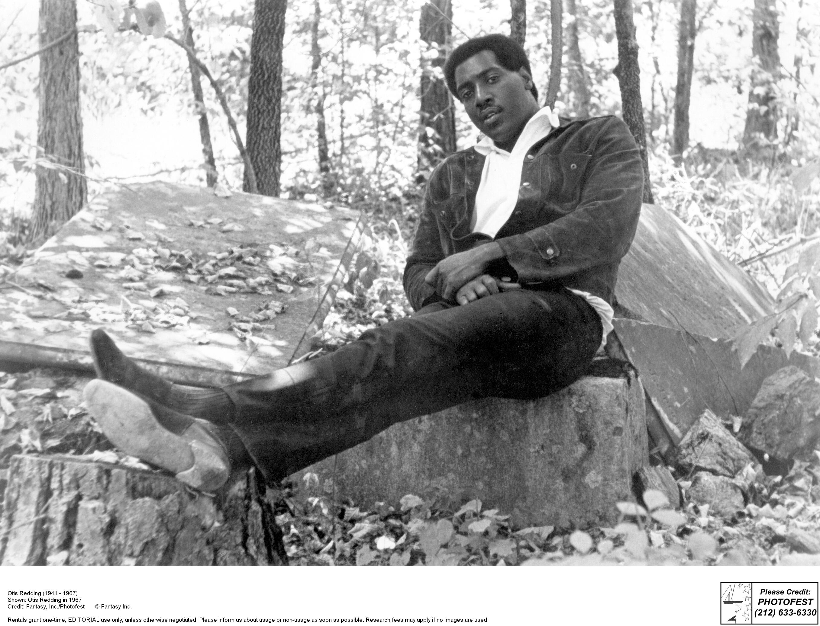 Inside Otis Redding's '(Sittin' on) the Dock of the Bay' - Rolling Stone