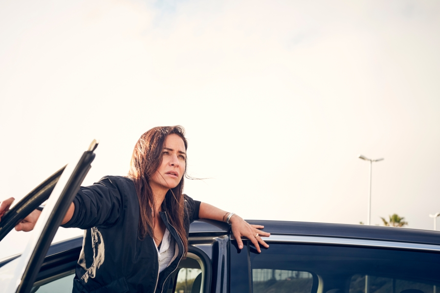 Pamela Adlon on 'Better Things', Mom Guilt, 'Dude' Persona – Rolling