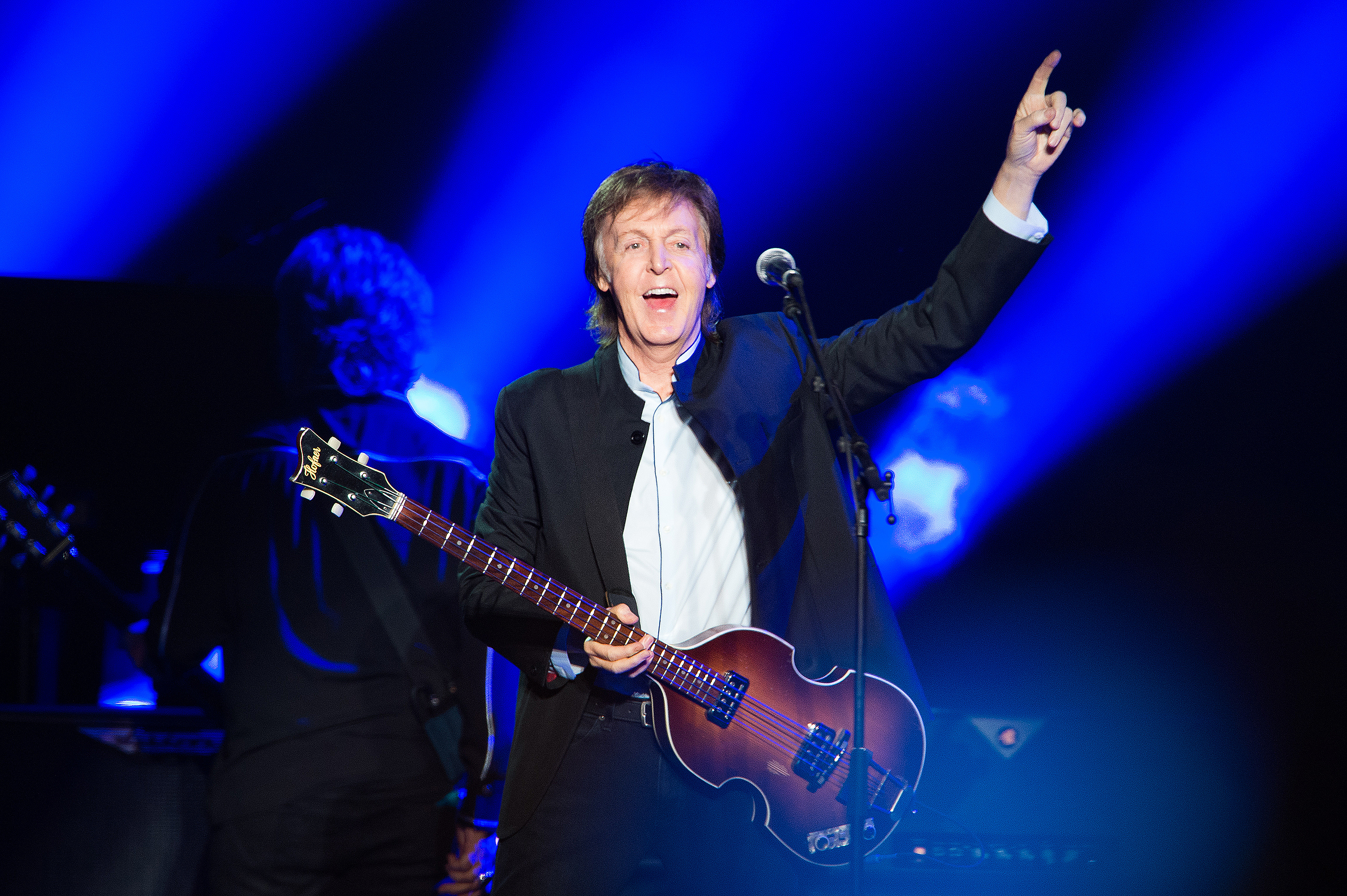 Paul McCartney Talks Soundchecks Private Show Tour