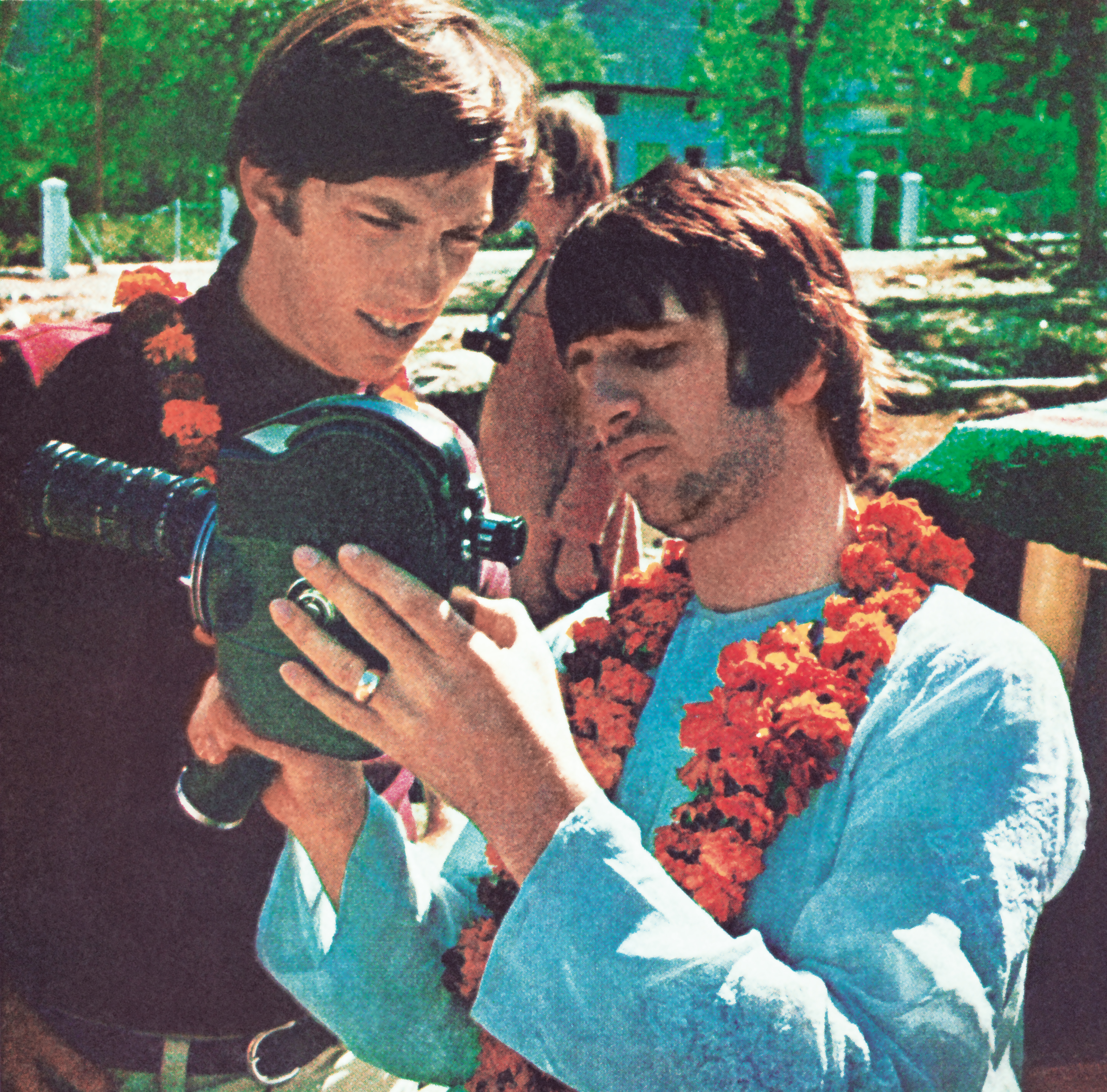 beatles india ringo