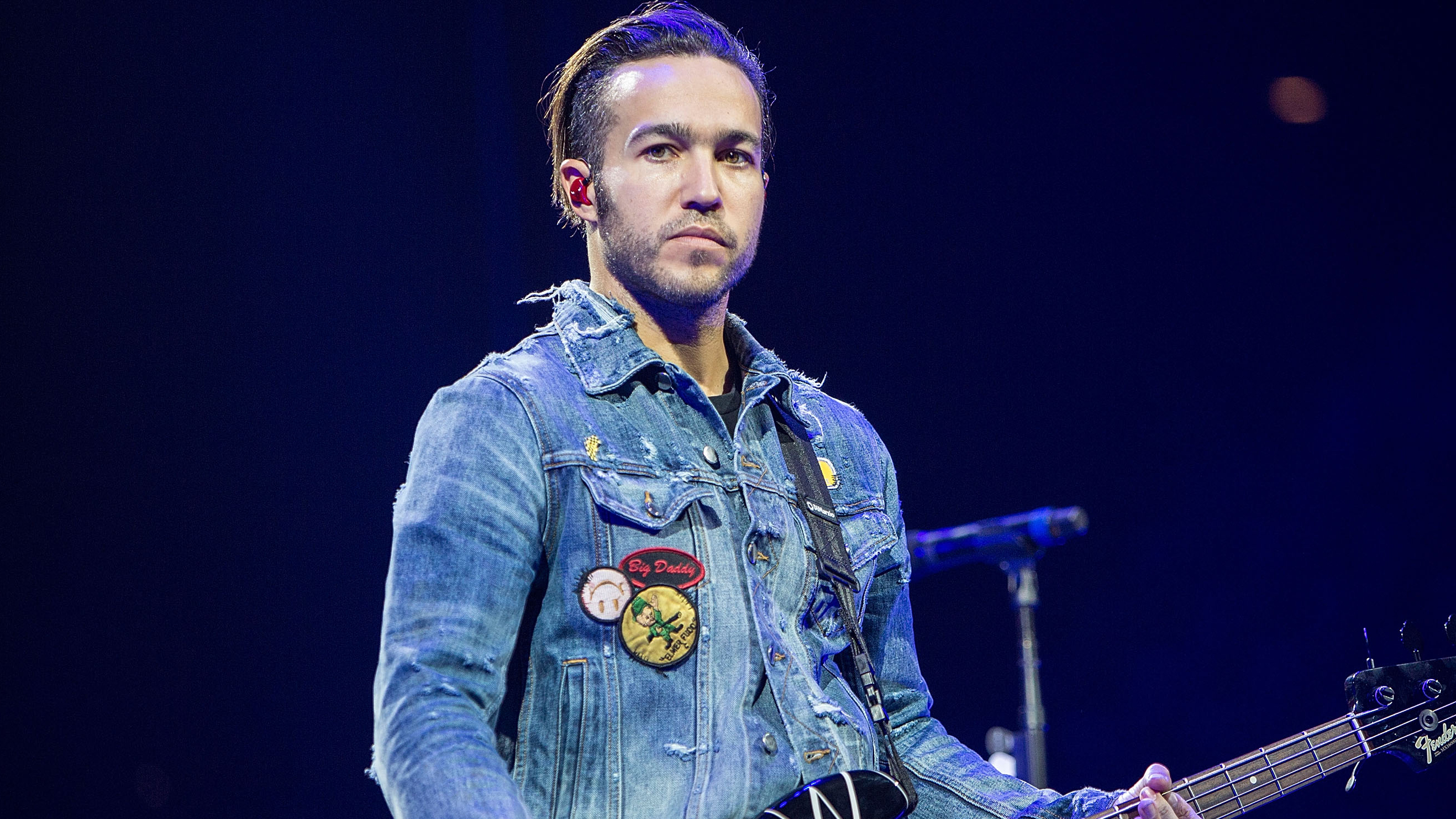 Pete Wentz On Gun Control I Am The Nra Of Emo Music