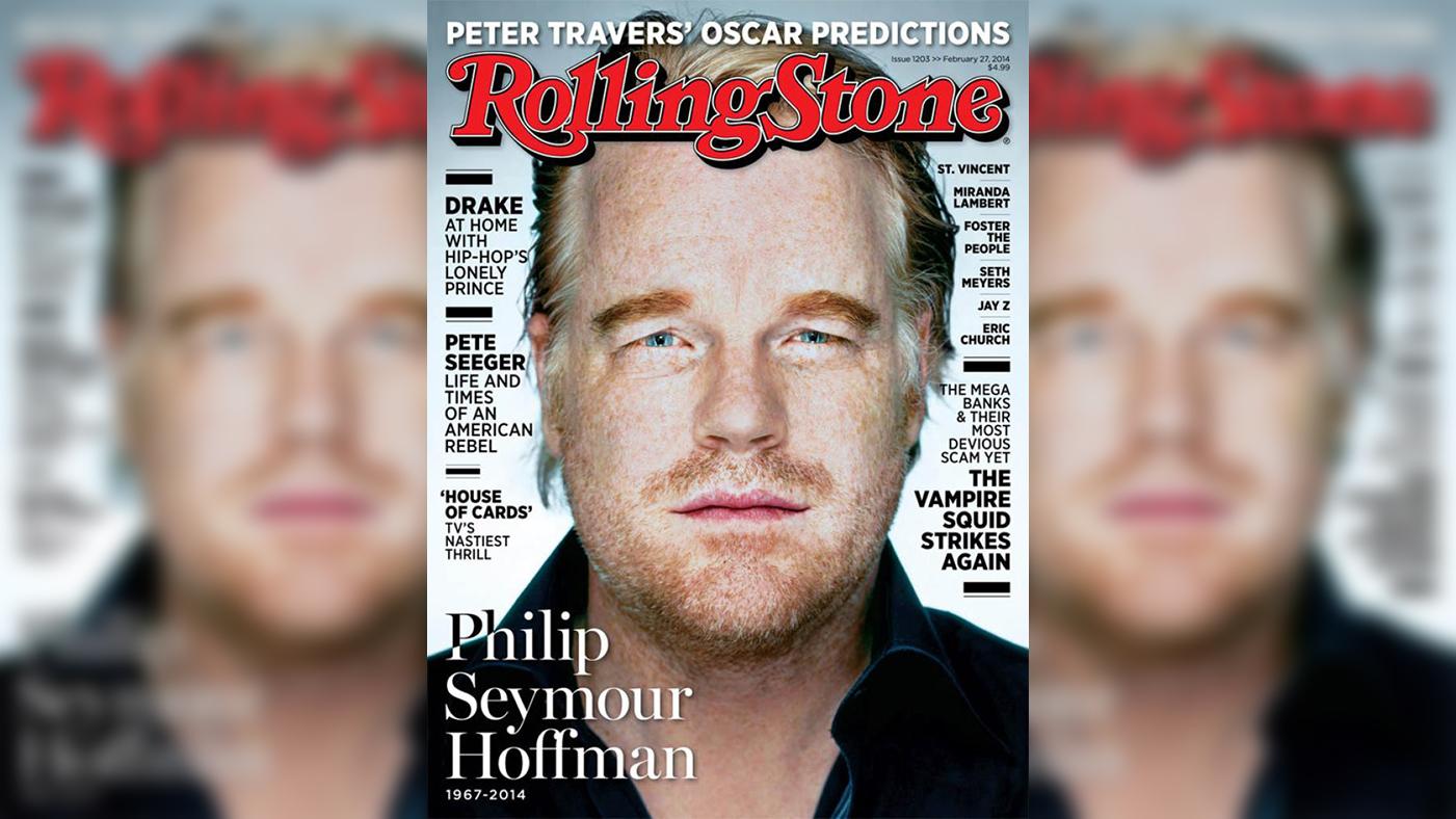 Philip Seymour Hoffman's Last Days