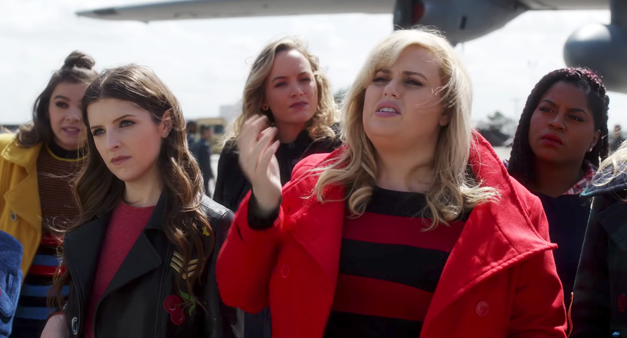 pitch perfect 3 riff off full version