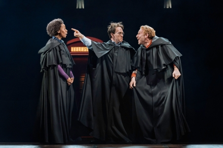 Harry Potter and the Cursed Child' on Broadway, Peter