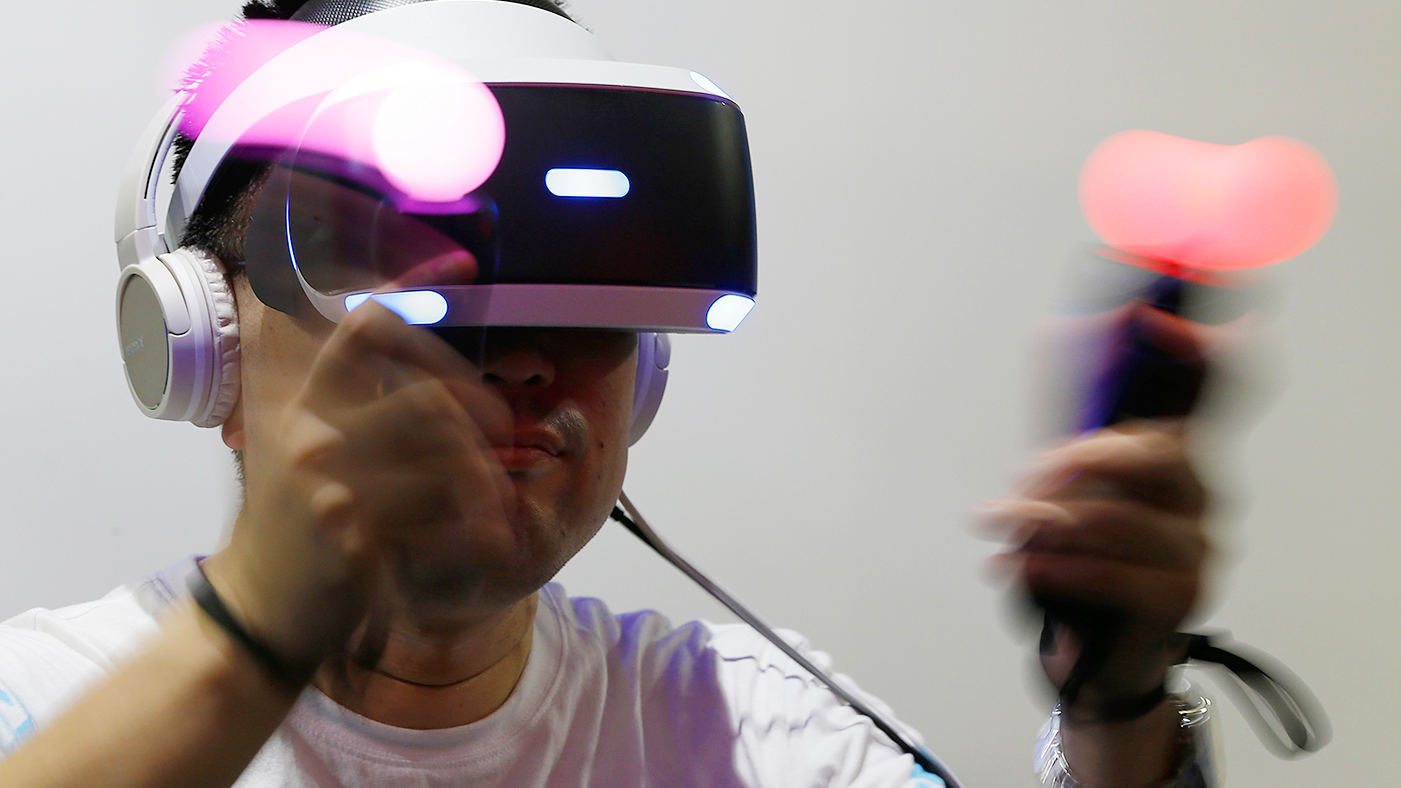 5 Things You Didn't Know About PlayStation VR Rolling Stone