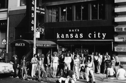 Inside 'Max's Kansas City: 1976' Punk Reissue – Rolling Stone