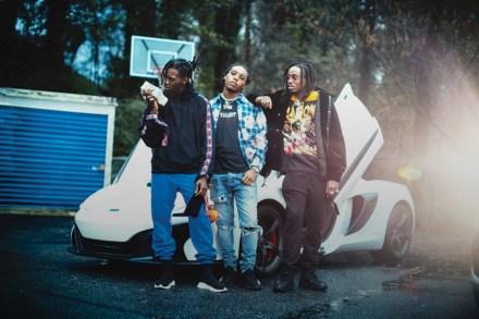 Bad and Boujee': Inside Atlanta Rap Trio Migos' Wild World