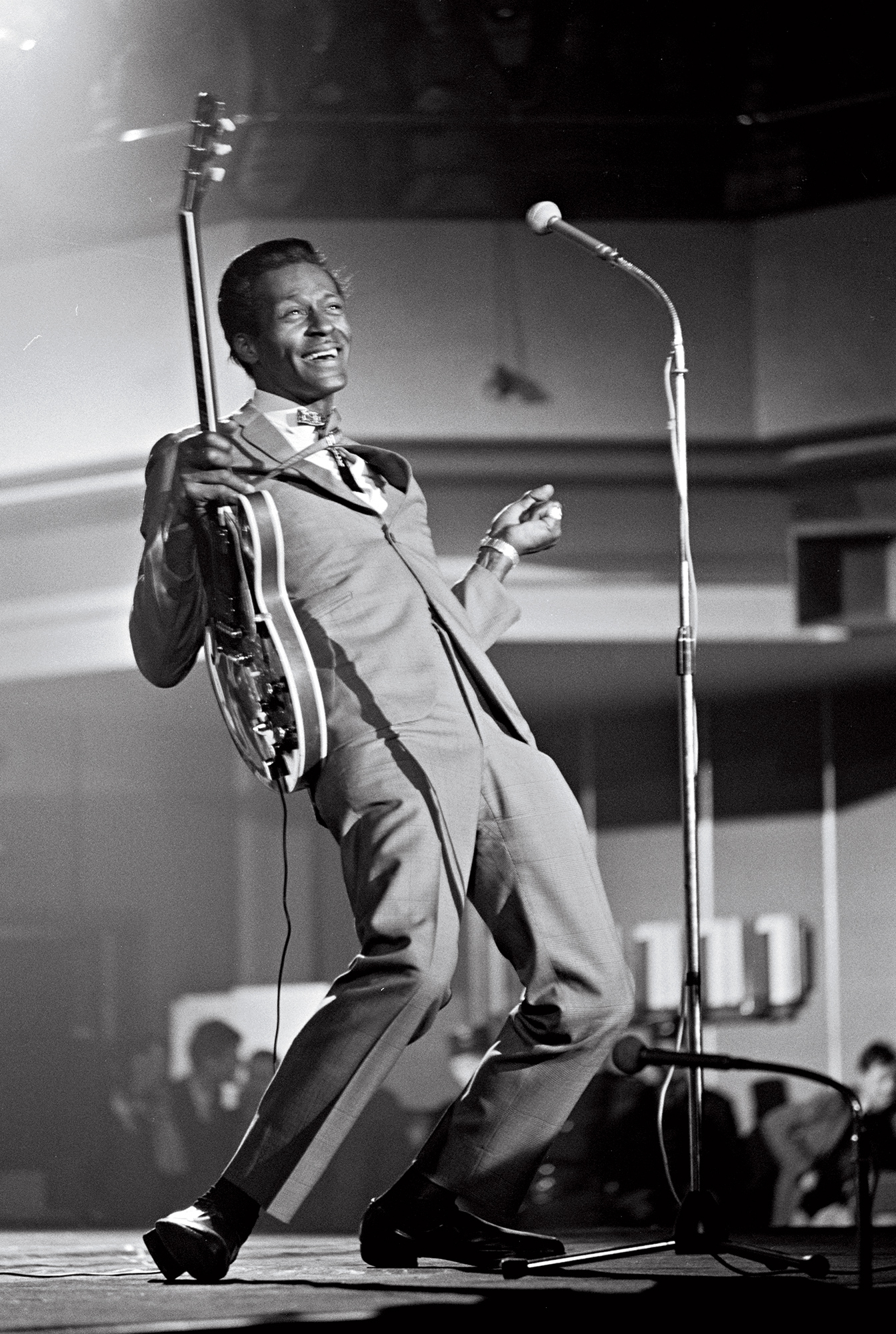 """Legendary musician Chuck Berry died at his home near Wentzville, Missouri on March 18, 2017. Charles Edward Anderson """"Chuck"""" Berry was an American guitarist, singer and songwriter and is one of the pioneers of rock and roll music."""