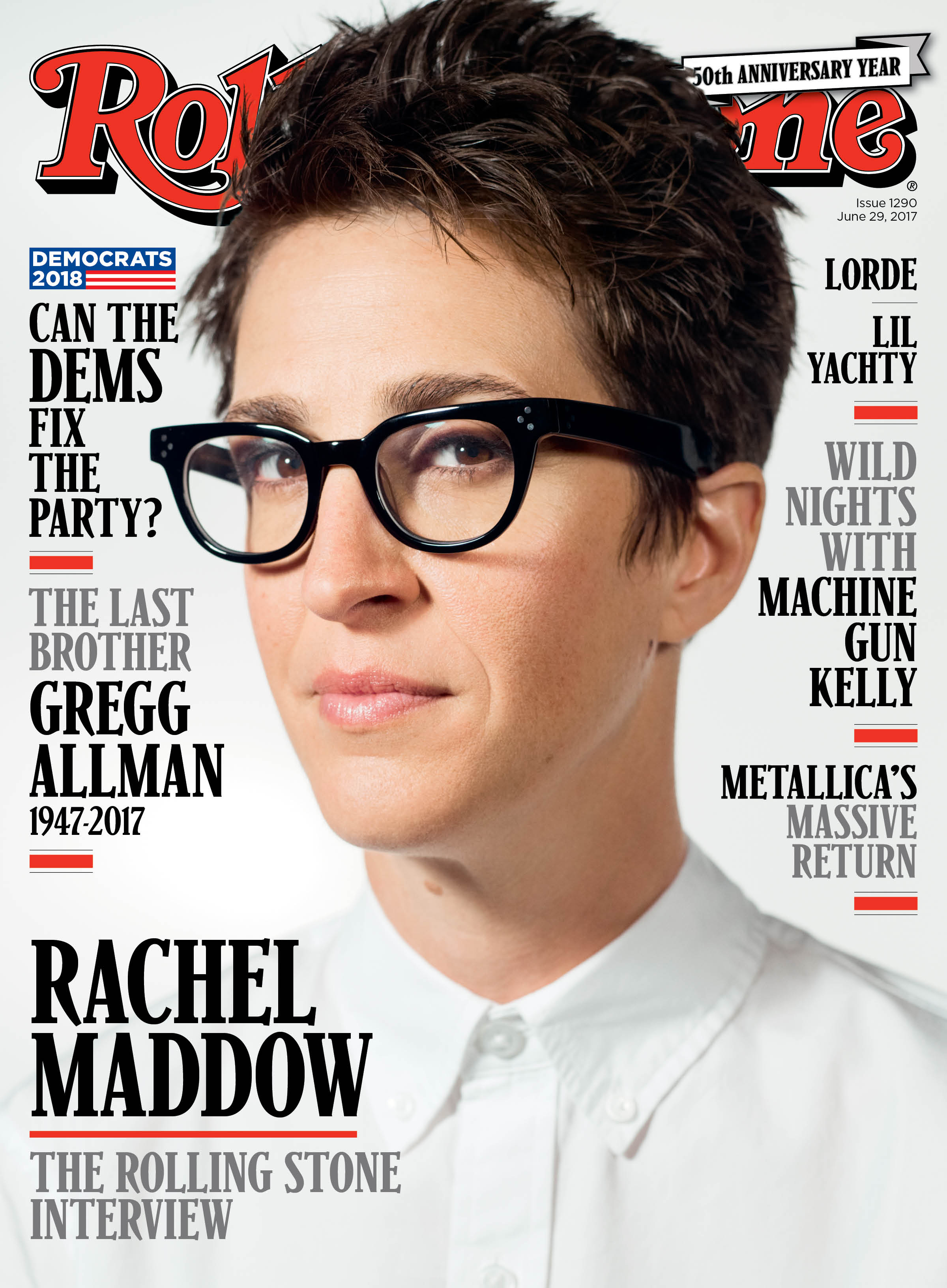 Rachel Maddow The Rolling Stone Interview Rolling Stone