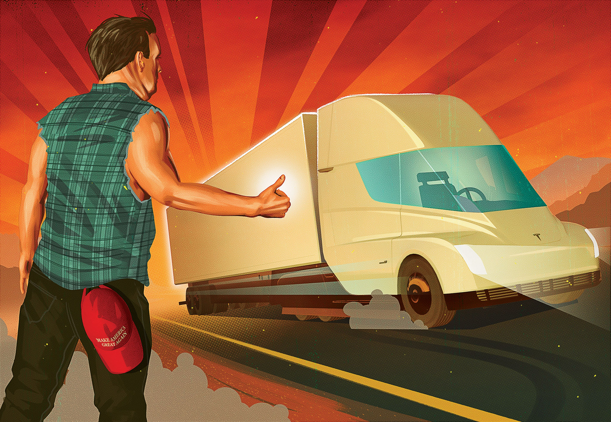 Death of the American Trucker