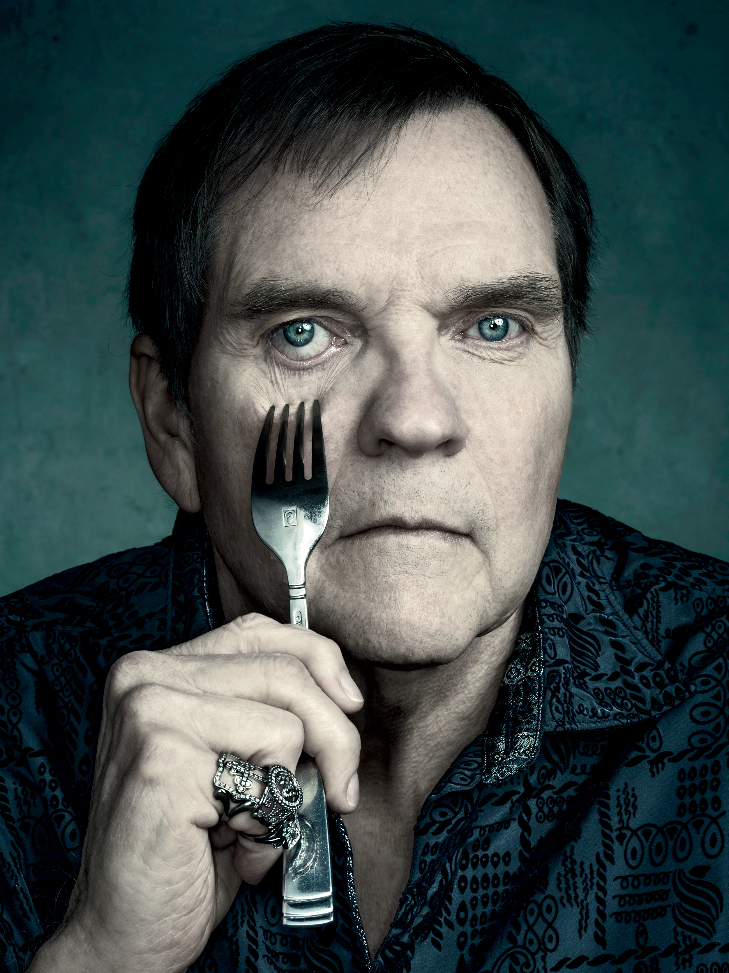 Not Exactly Paradise But It Wasnt Bad >> Meat Loaf On Unlikely Stardom His Health Bat Out Of Hell