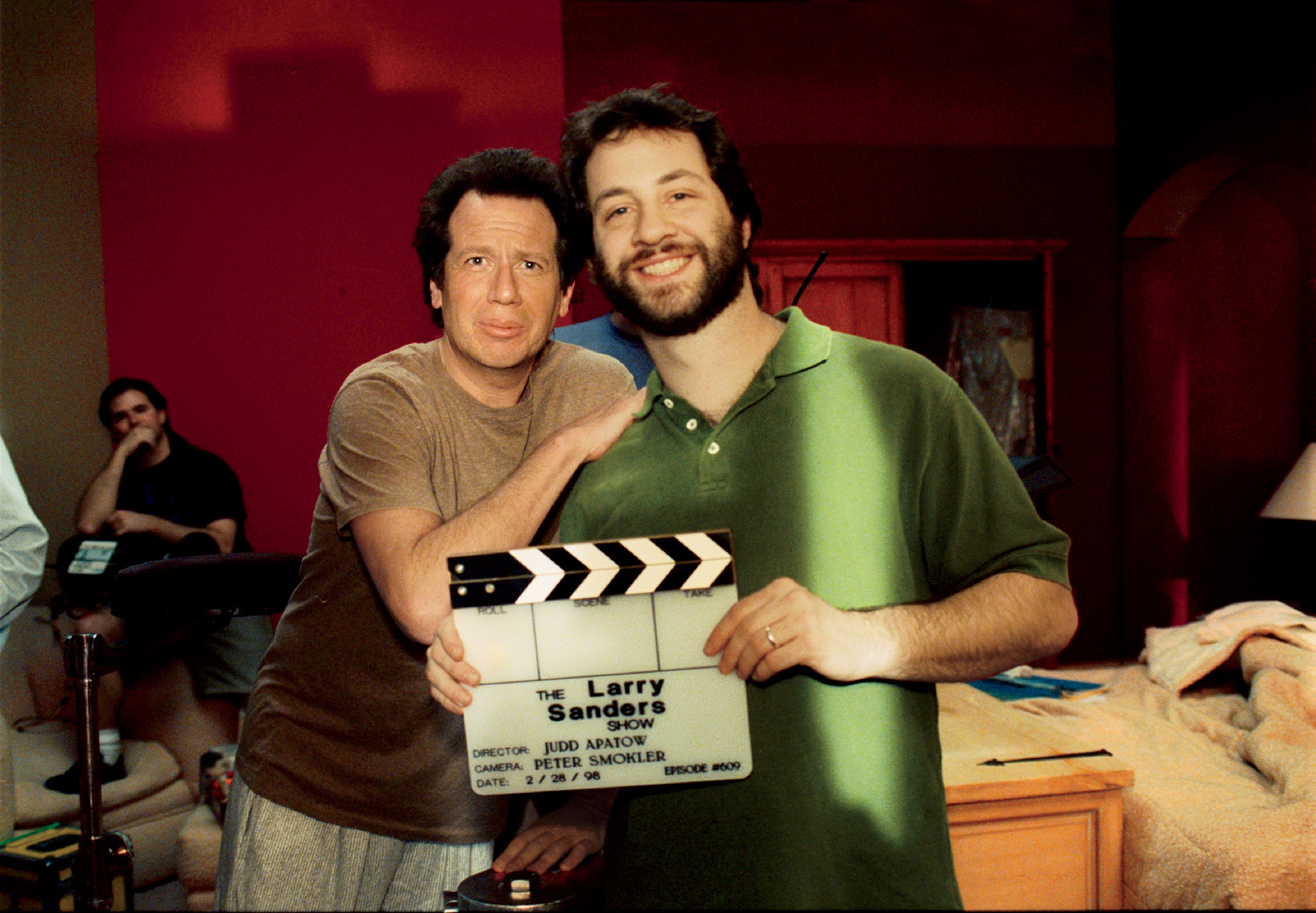 Peace Love And Dick Jokes Judd Apatow On The Zen Diaries Of Garry