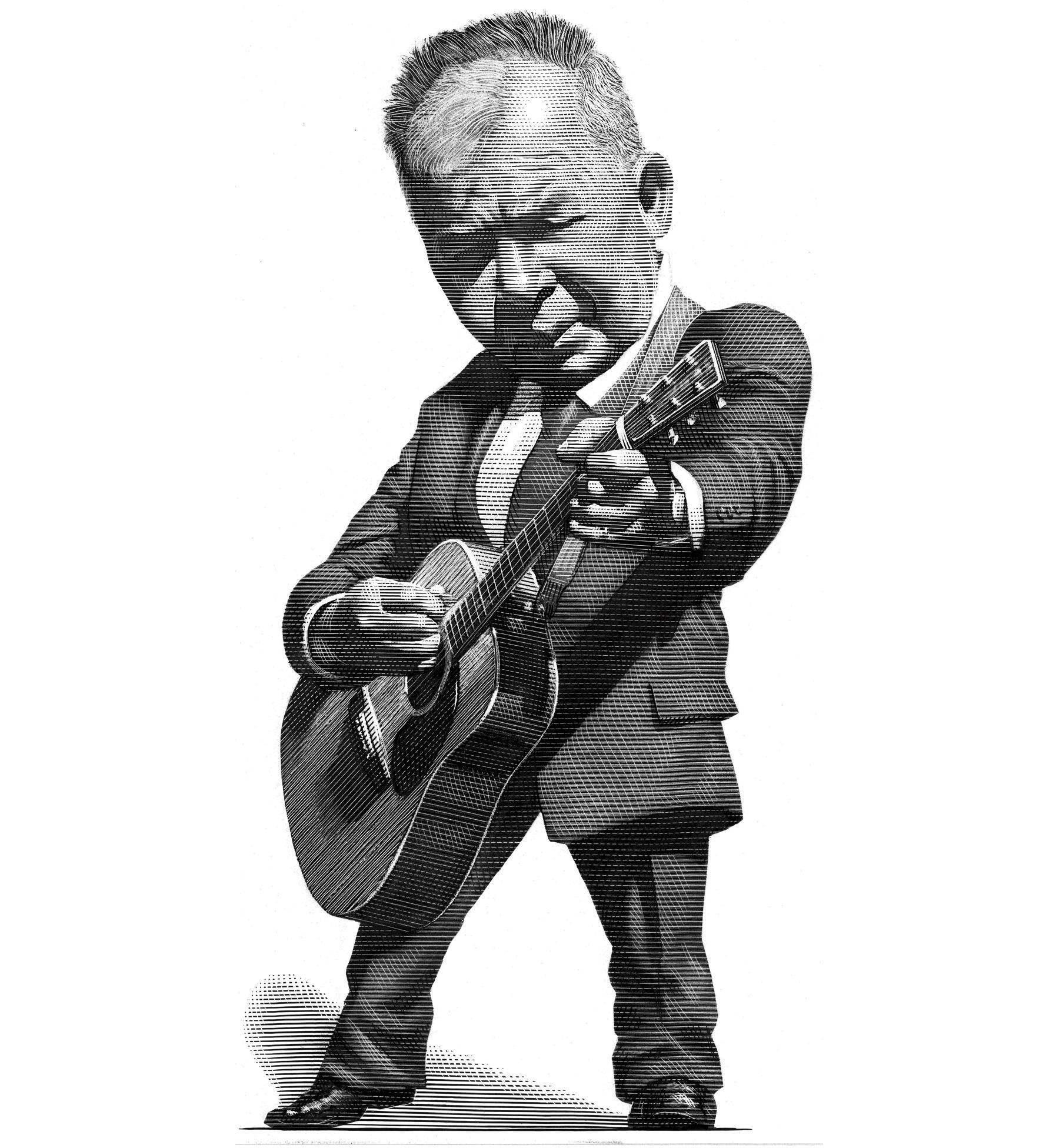 John Prine The Singing Mailman Delivers At Radio City Rolling Stone