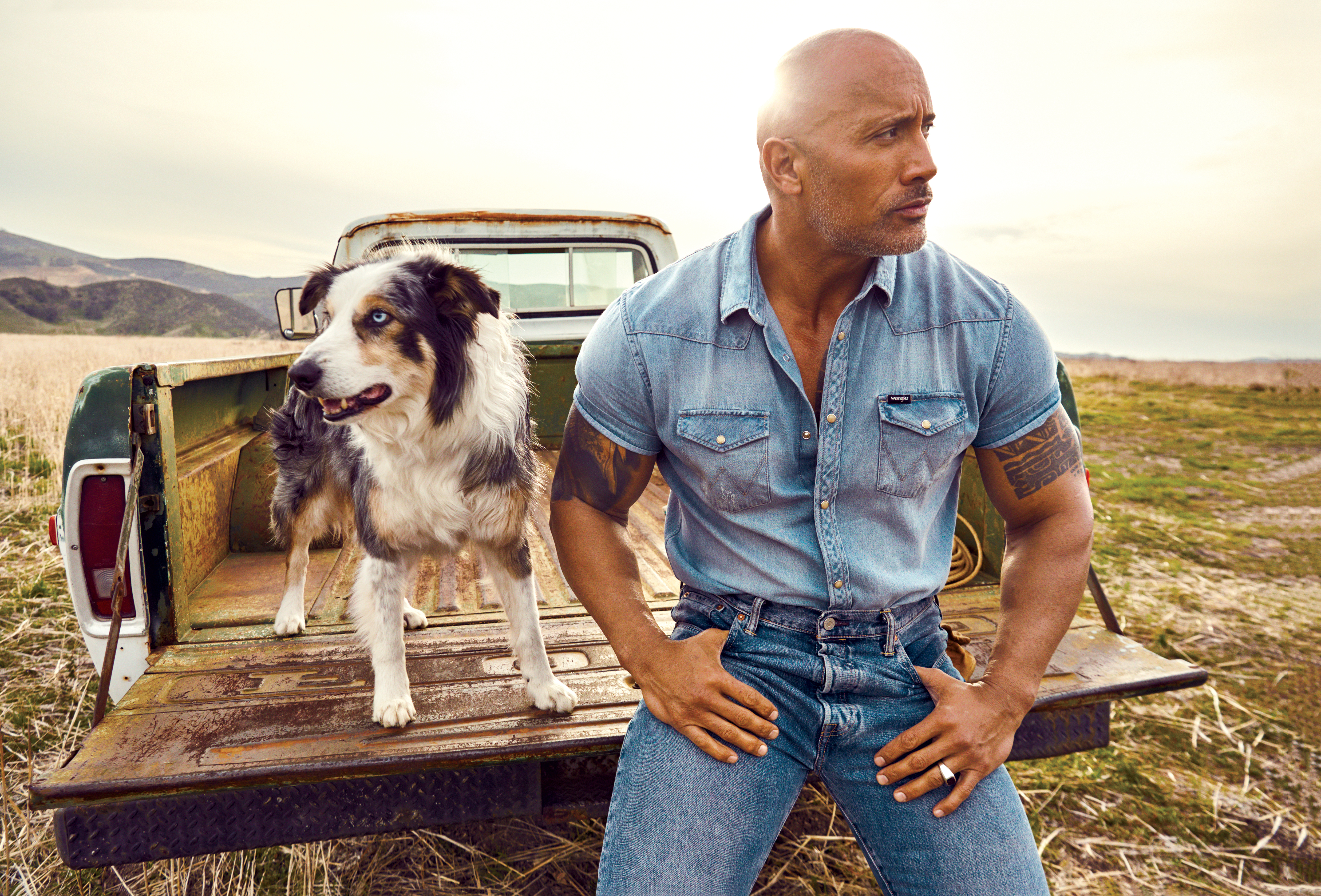 Hey Big Guy Ok So Youre Faster And >> Dwayne Johnson The Pain And The Passion That Fuel The Rock