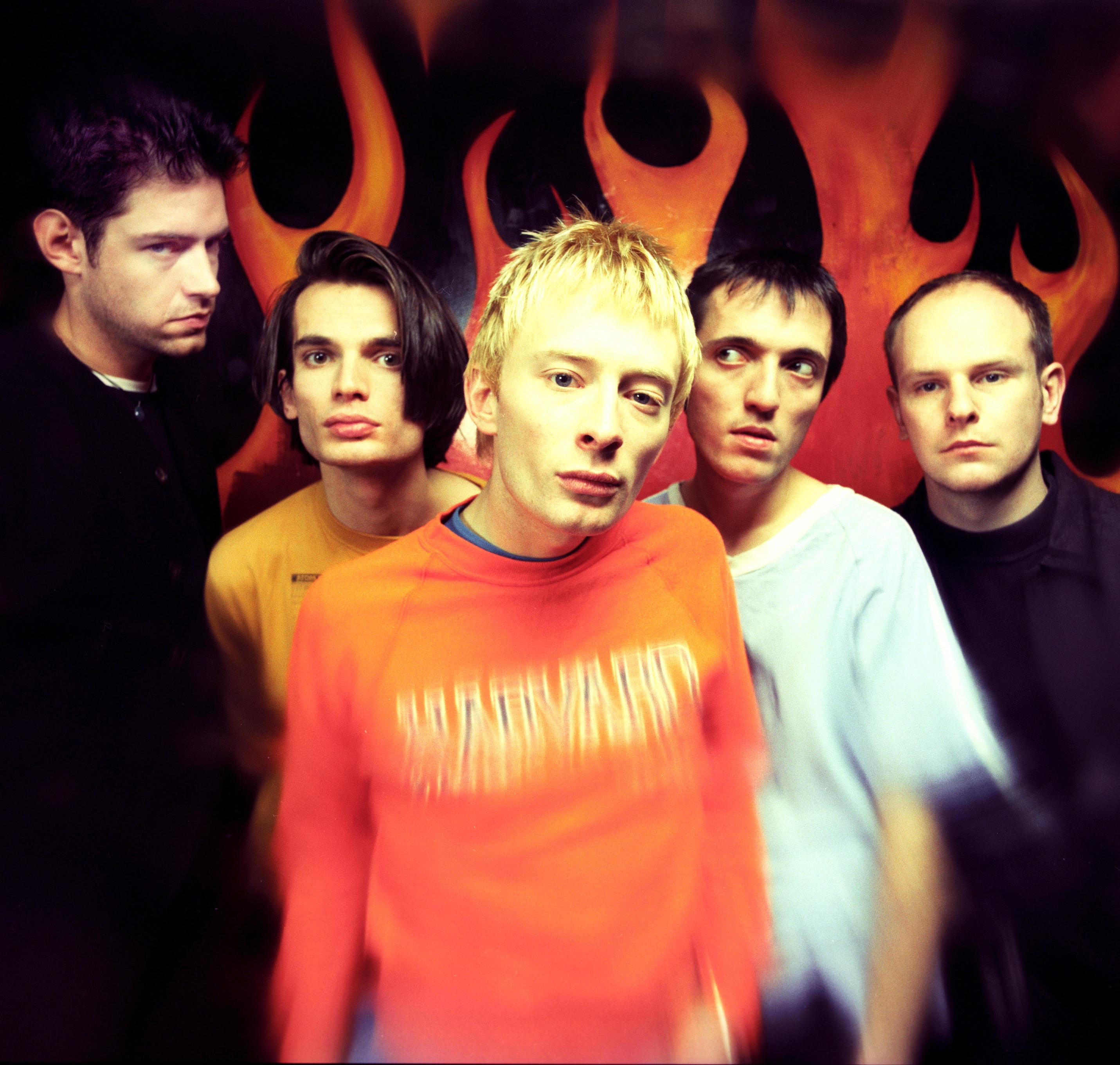 53f17b011f5 Radiohead s  Pablo Honey   10 Things You Didn t Know – Rolling Stone