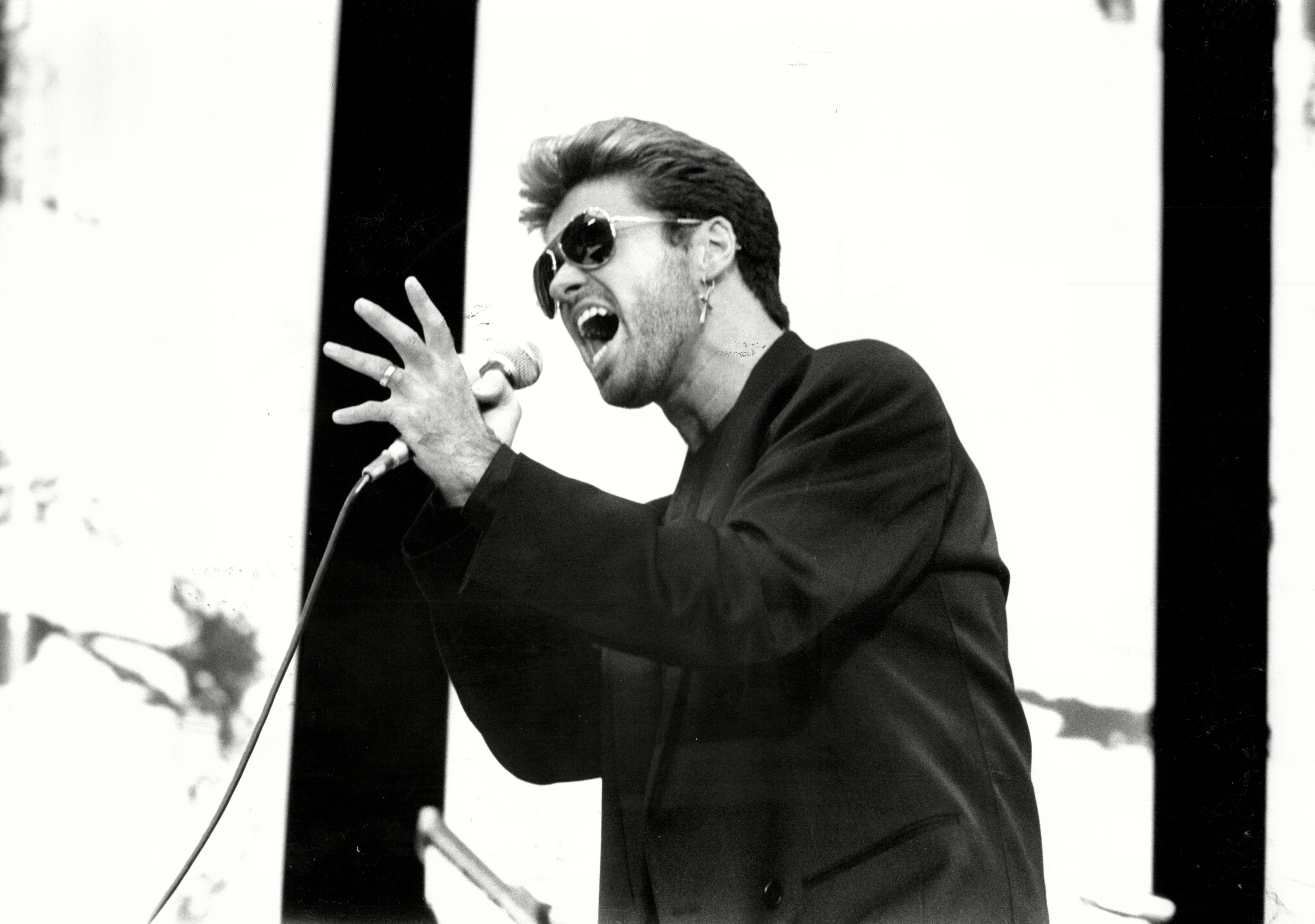 George Michael, Seriously – Rolling Stone