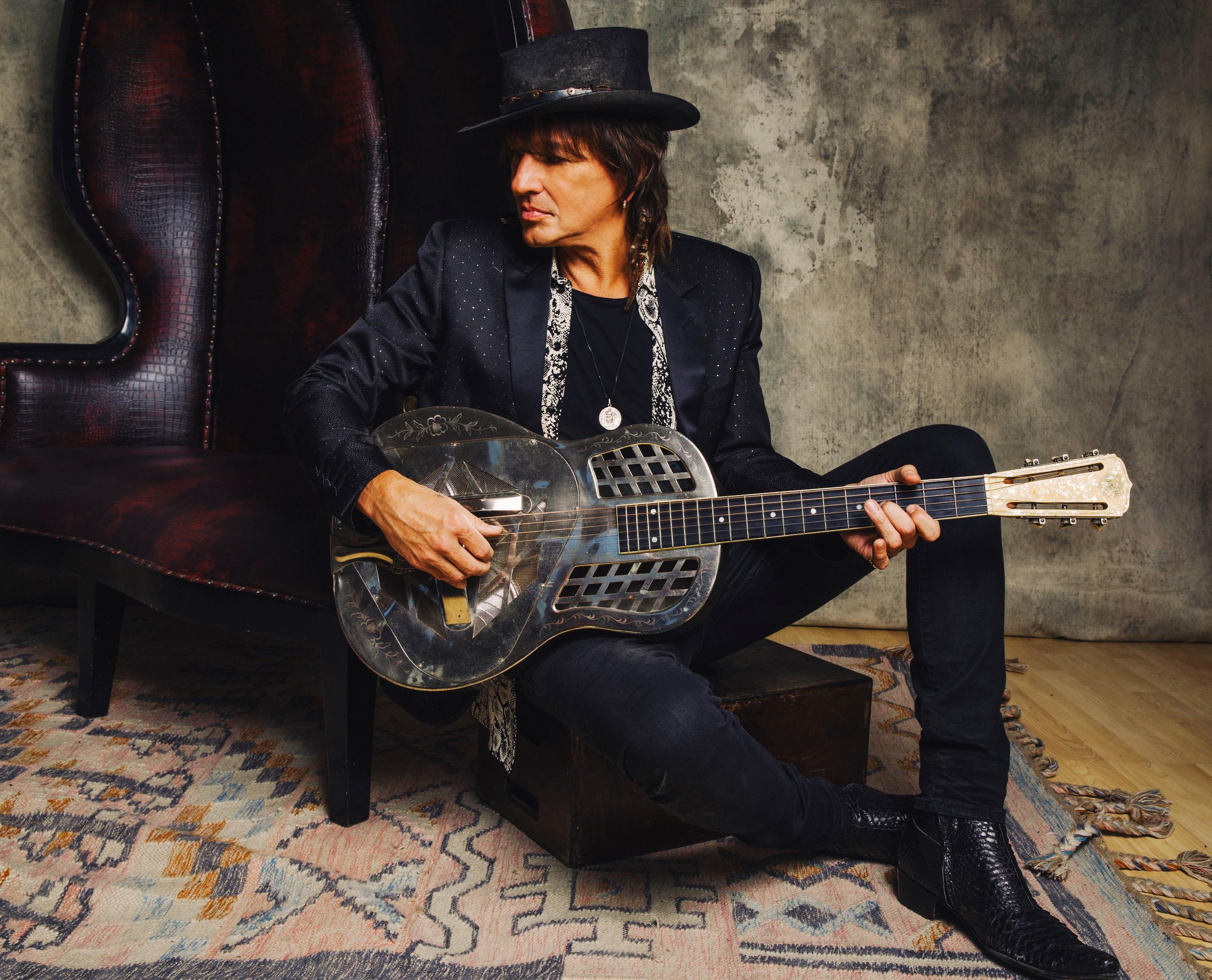 Richie Sambora Rock And Roll Hall Of Fame