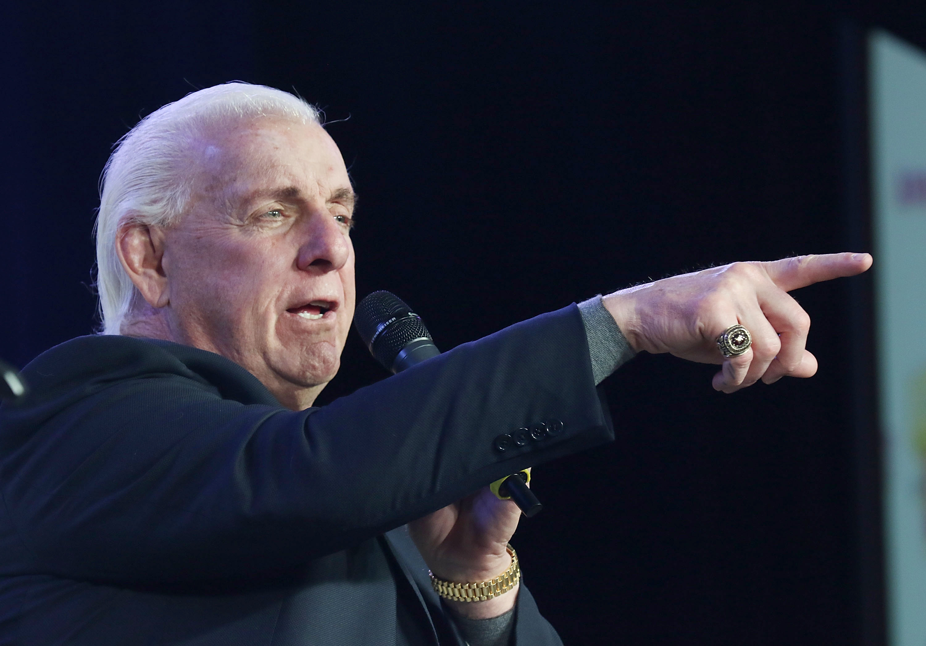 ric flair s craziest stories rolling stone