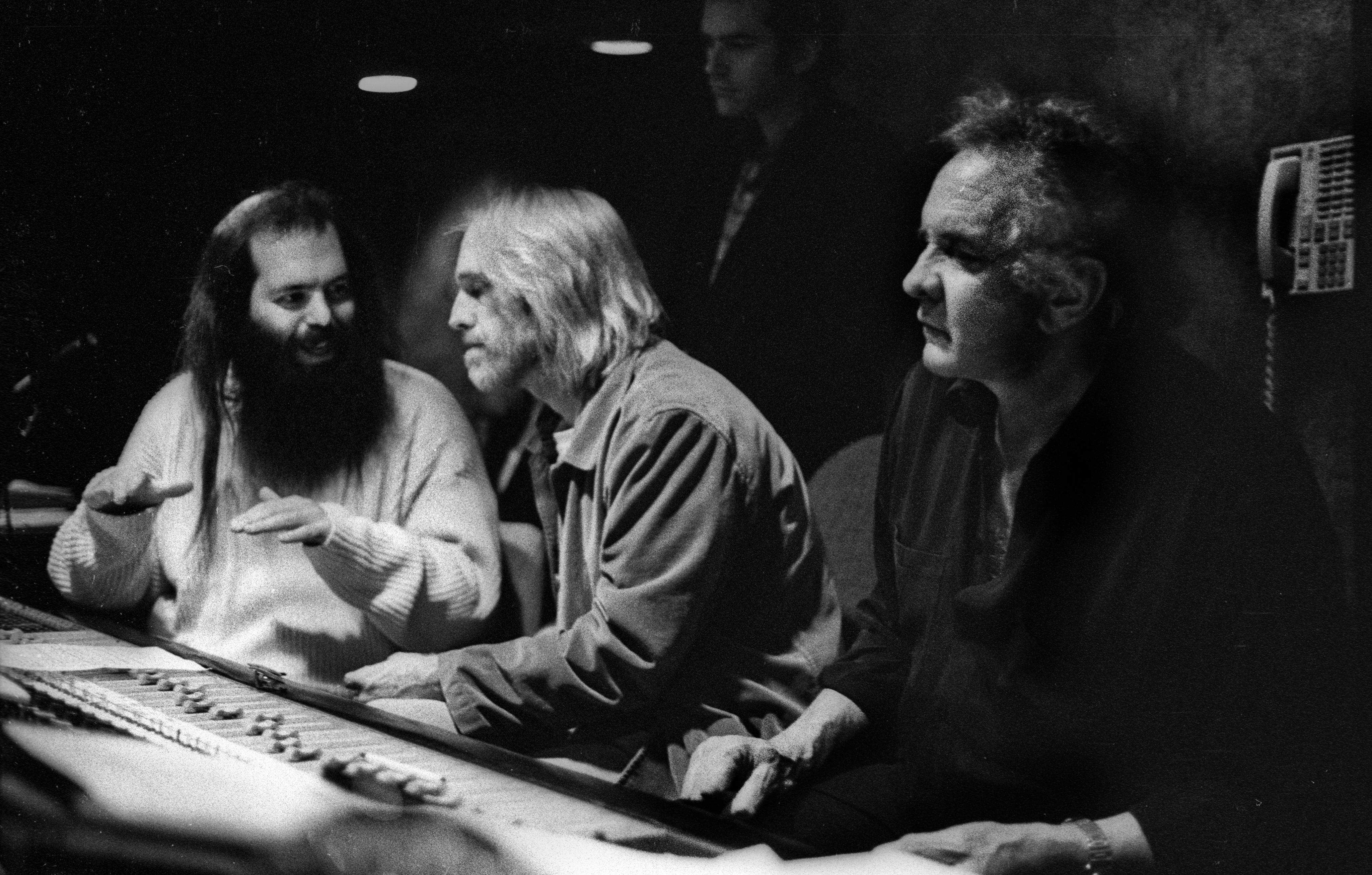 Rick Rubin Talks 'Breathtaking' Poetry of Tom Petty - Rolling Stone