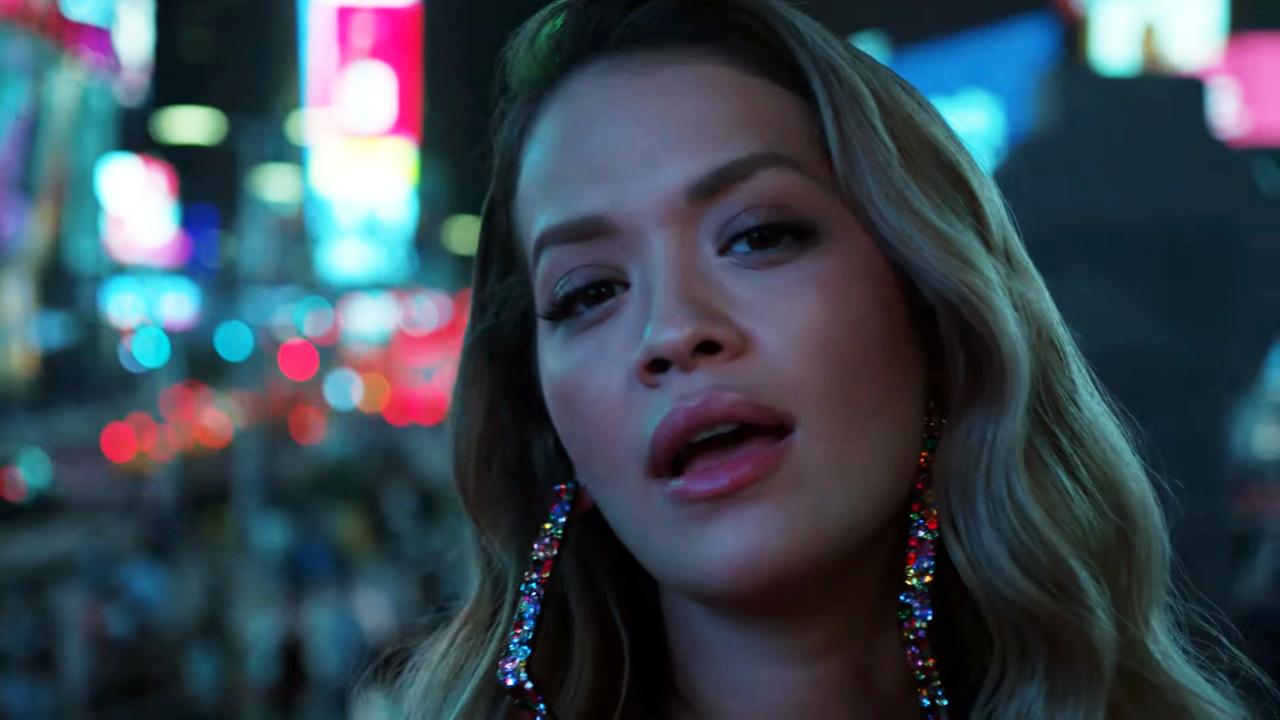See Rita Ora's Wild New York City Night in 'Anywhere' Video