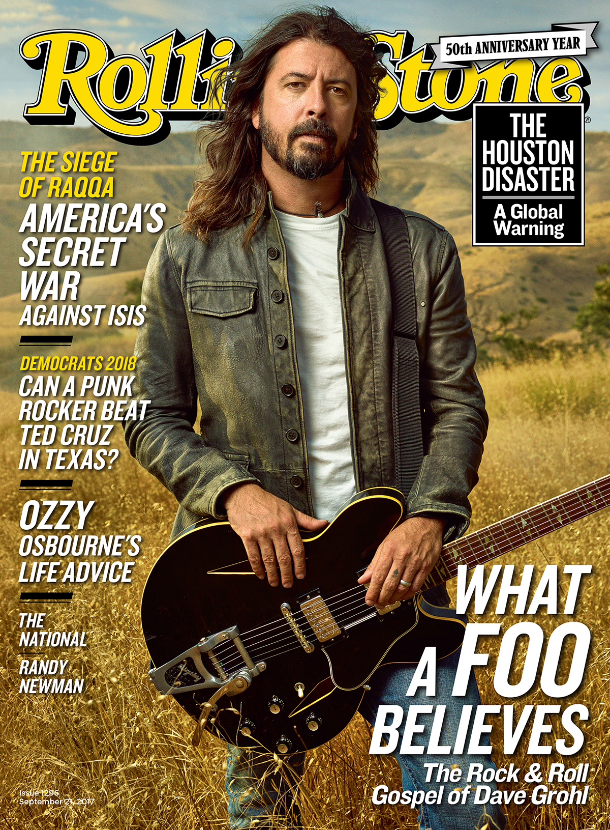 Dave Grohl on Foo Fighters' New LP, Chris Cornell, Trump