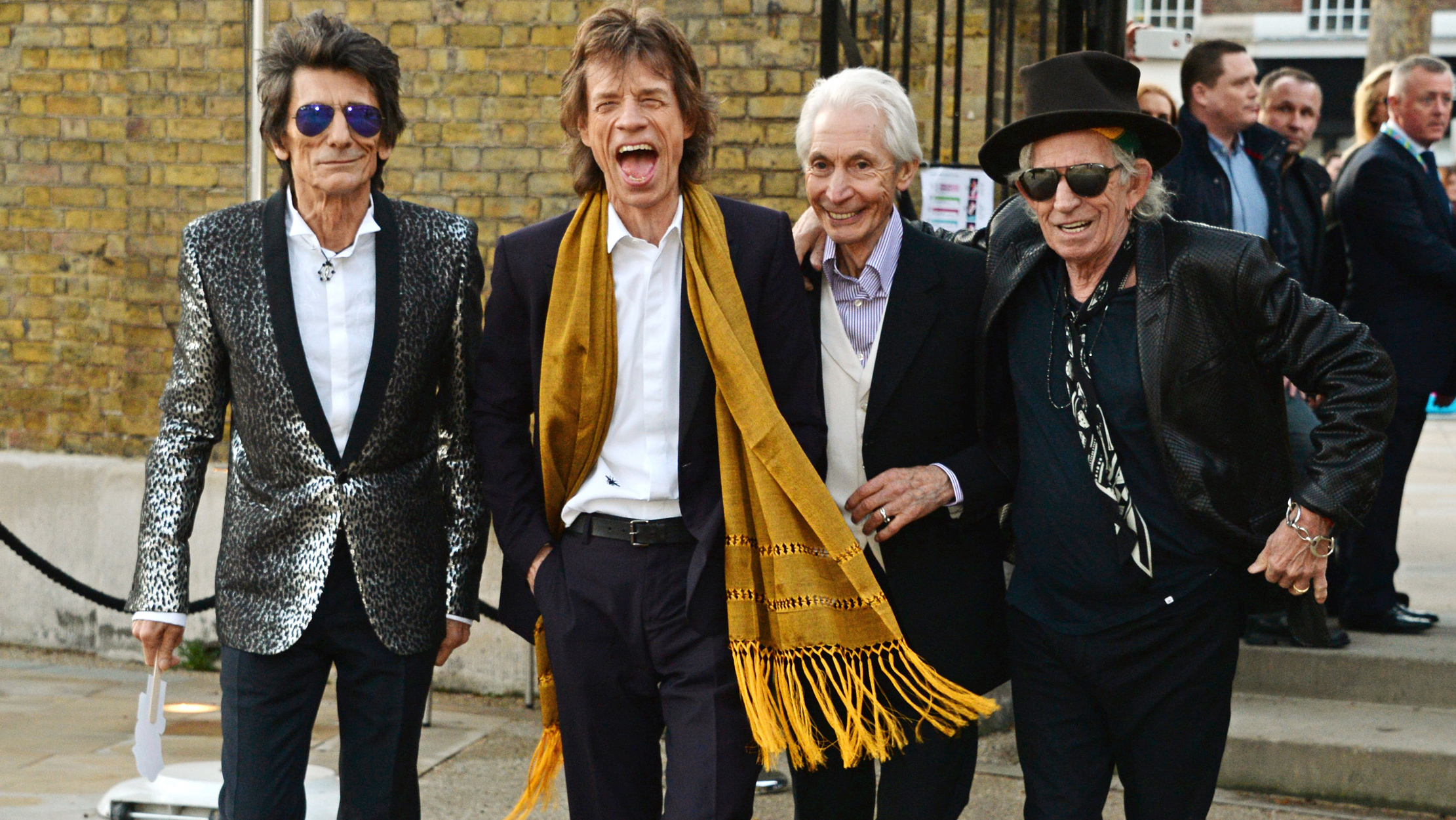 Review: The Rolling Stones Reinvigorate the Blues on 'Blue and Lonesome'