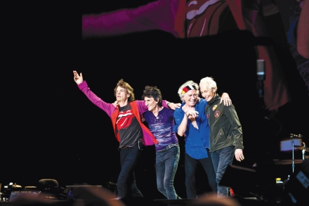 Inside the Rolling Stones' New Album 'Blue & Lonesome