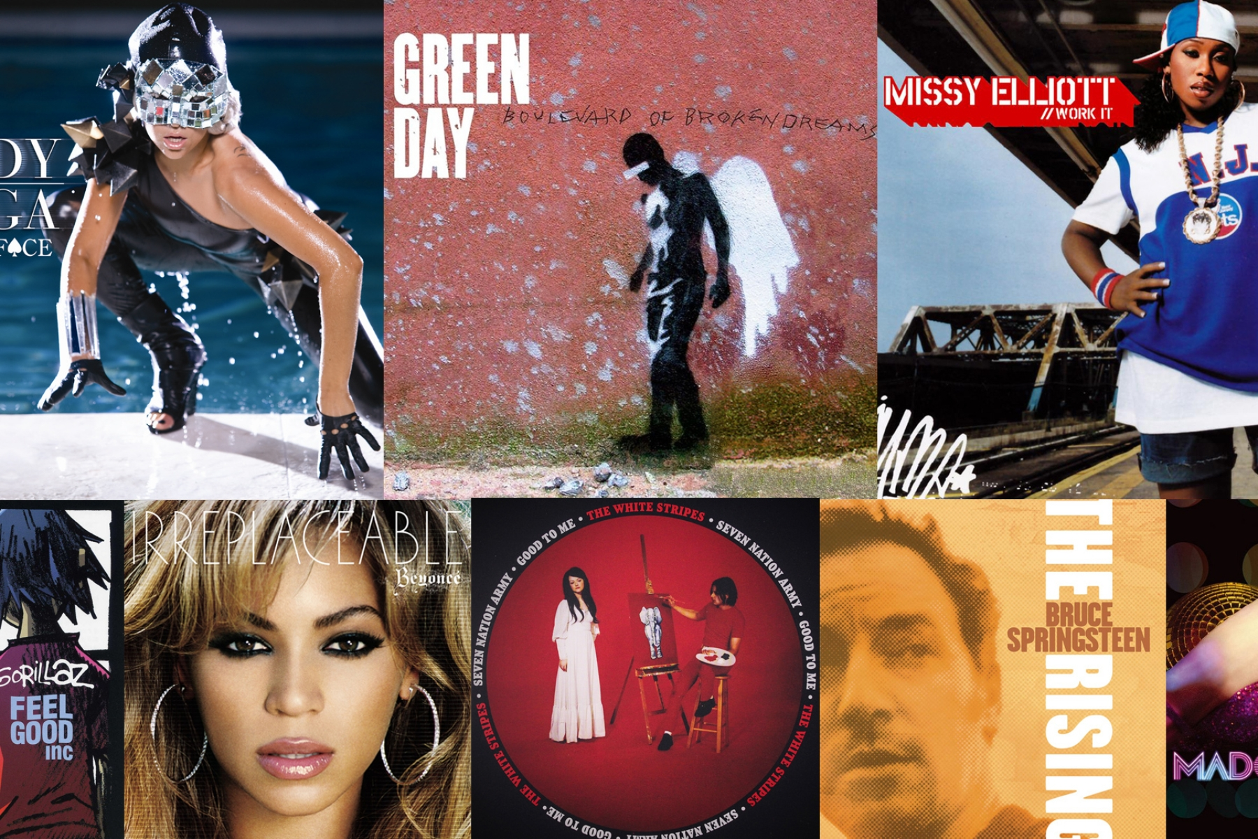 2000-2009 Best Pop Songs Piano//Vocal//guitar