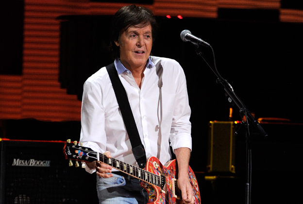 Paul McCartney Sets First Tour Date Of 2013 Rolling Stone